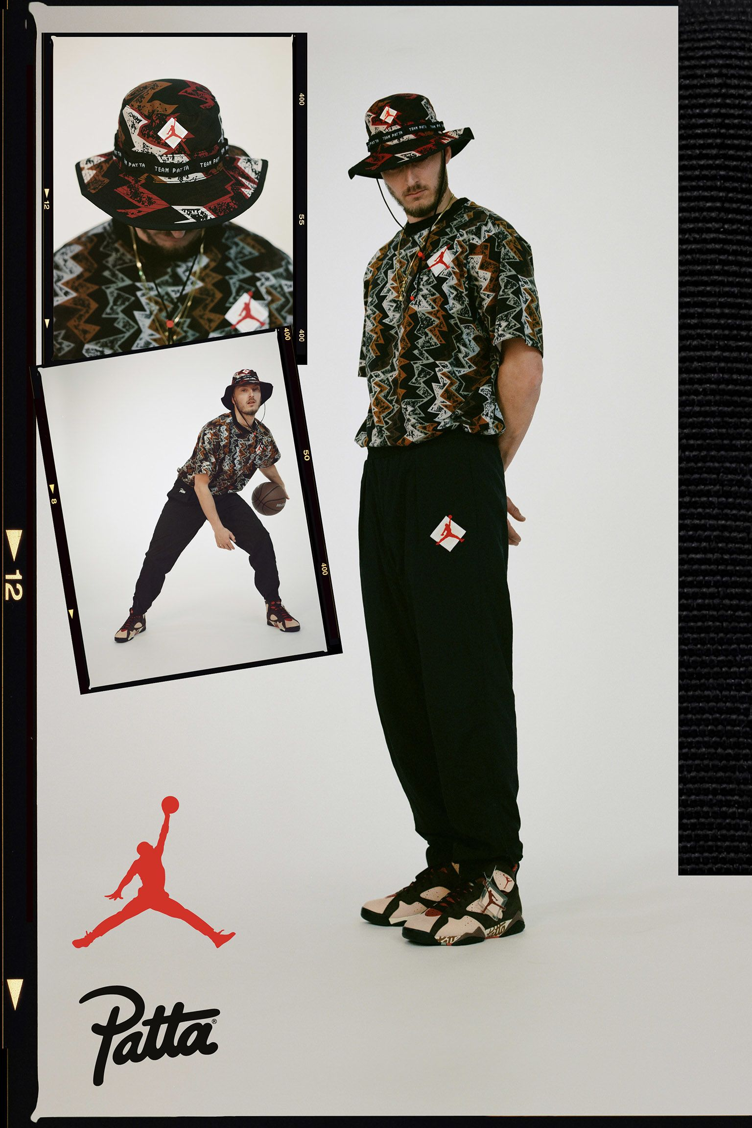 Patta Collection 'Air Jordan VII' Release Date