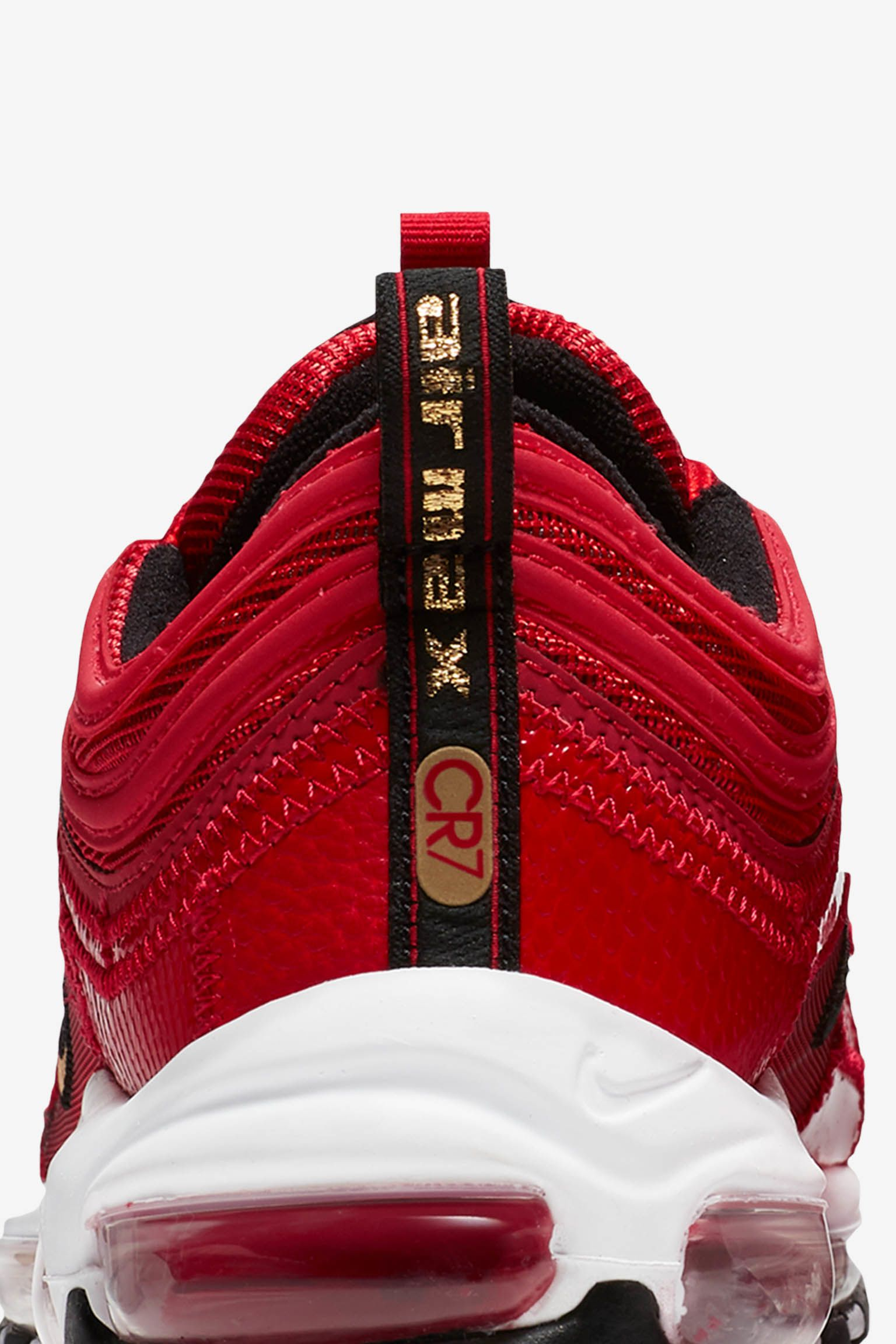 check out 24a4a a26a6 Nike Air Max 97 CR7  Portugal Patchwork  Release Date. Nike⁠+ SNKRS