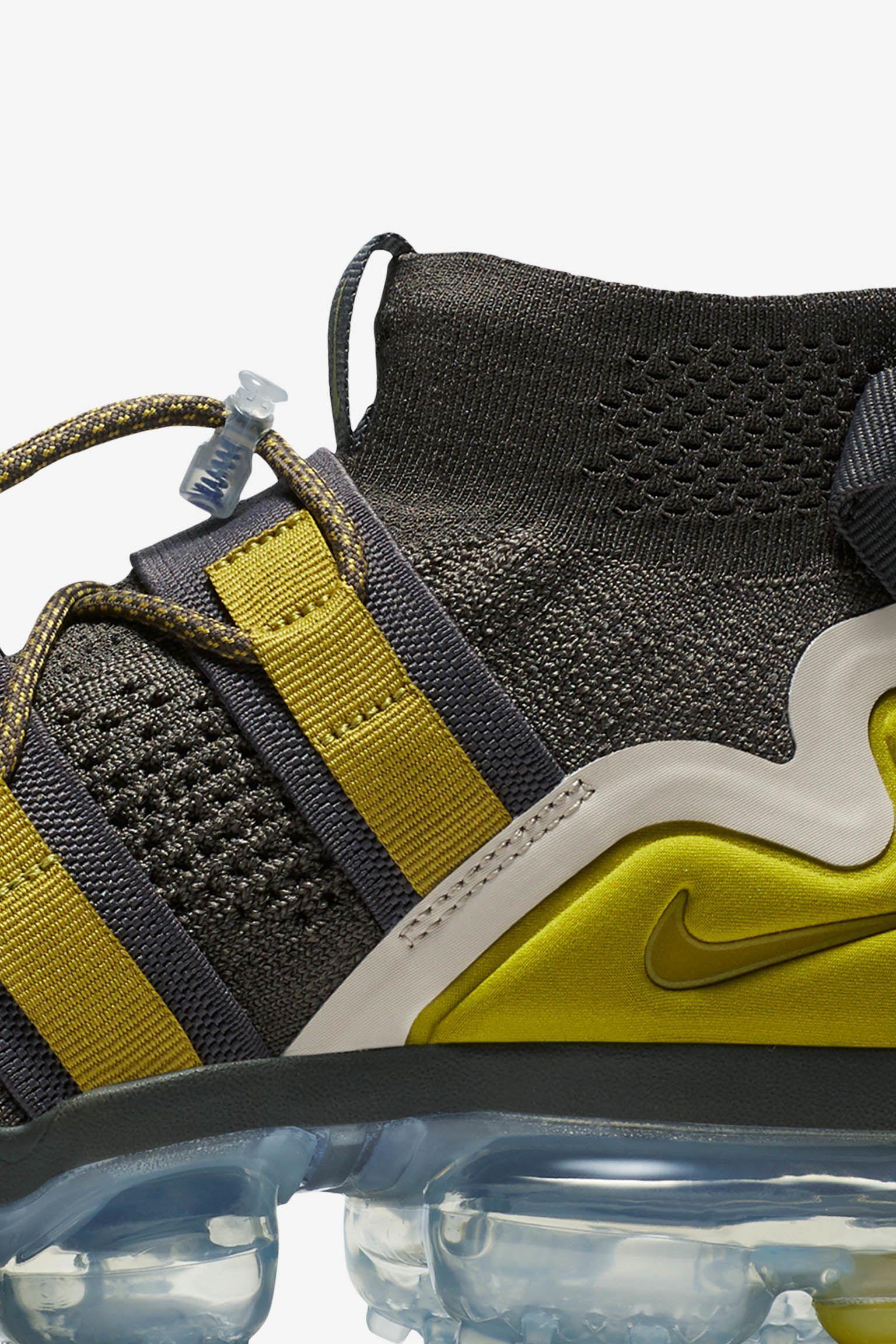 Nike Air Vapormax Utility 'Ridgerock & Peat Moss' Release Date