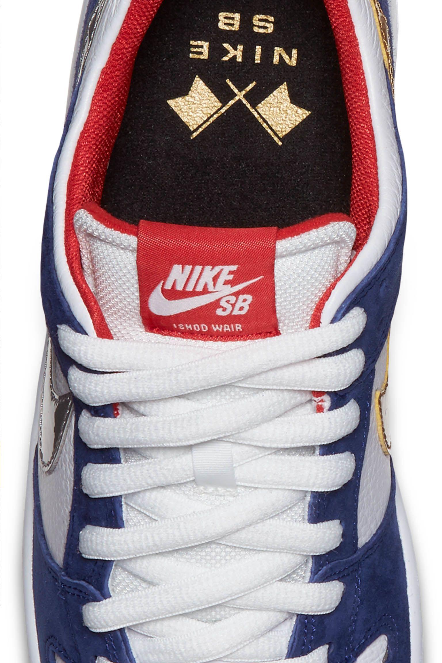 Nike Dunk SB Low Pro 'Ishod Wair'