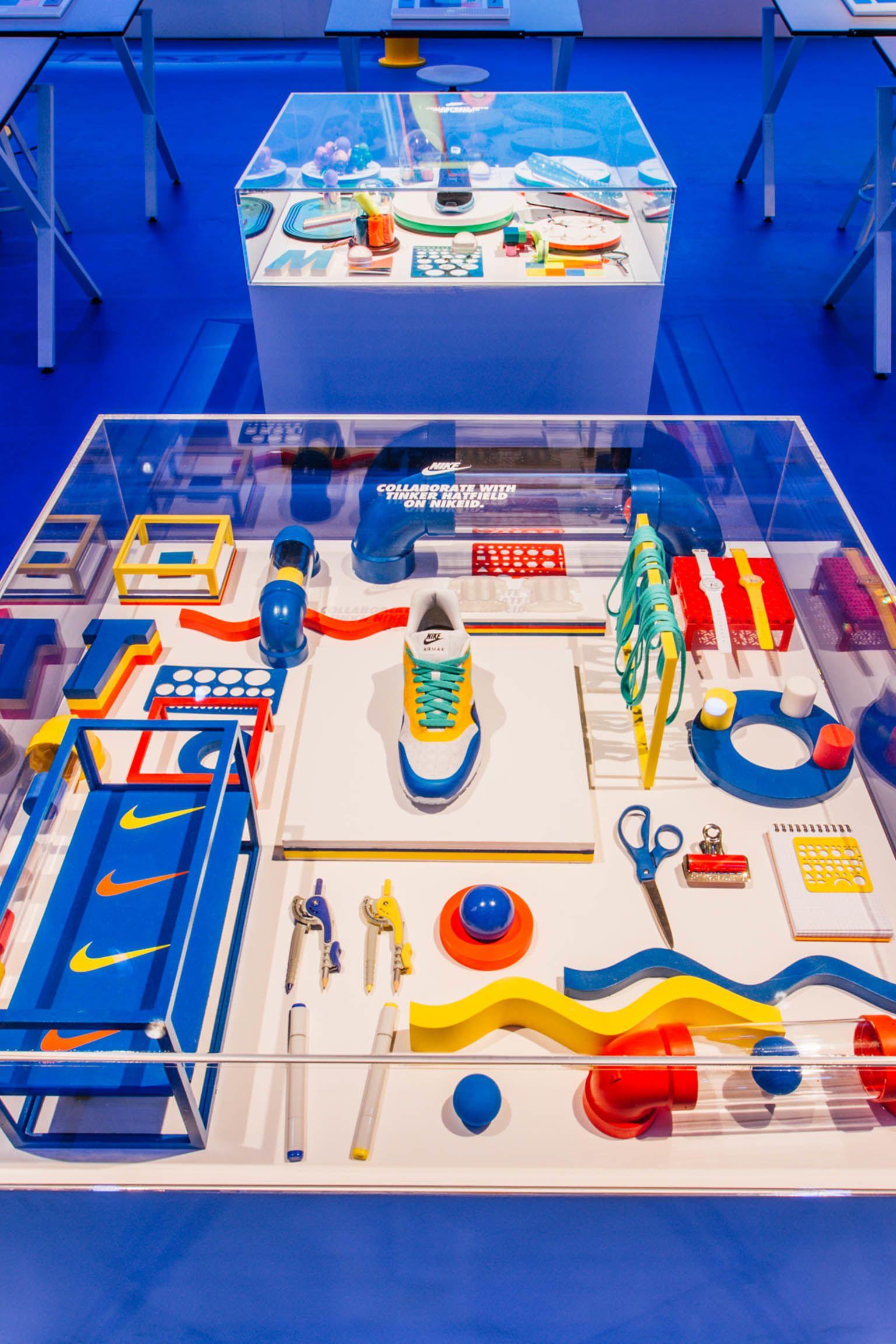 Nike Air Max Con NYC: HTM NIKEiD Studio