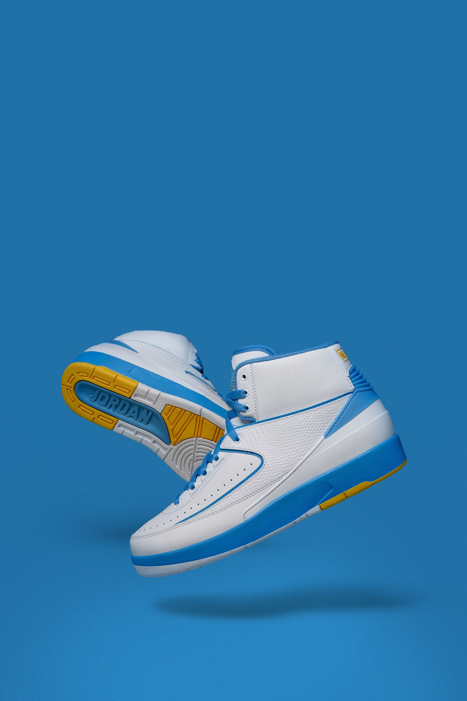 buy popular 000d1 1302a Air Jordan 2 Retro 'Melo' Release Date. Nike⁠+ SNKRS
