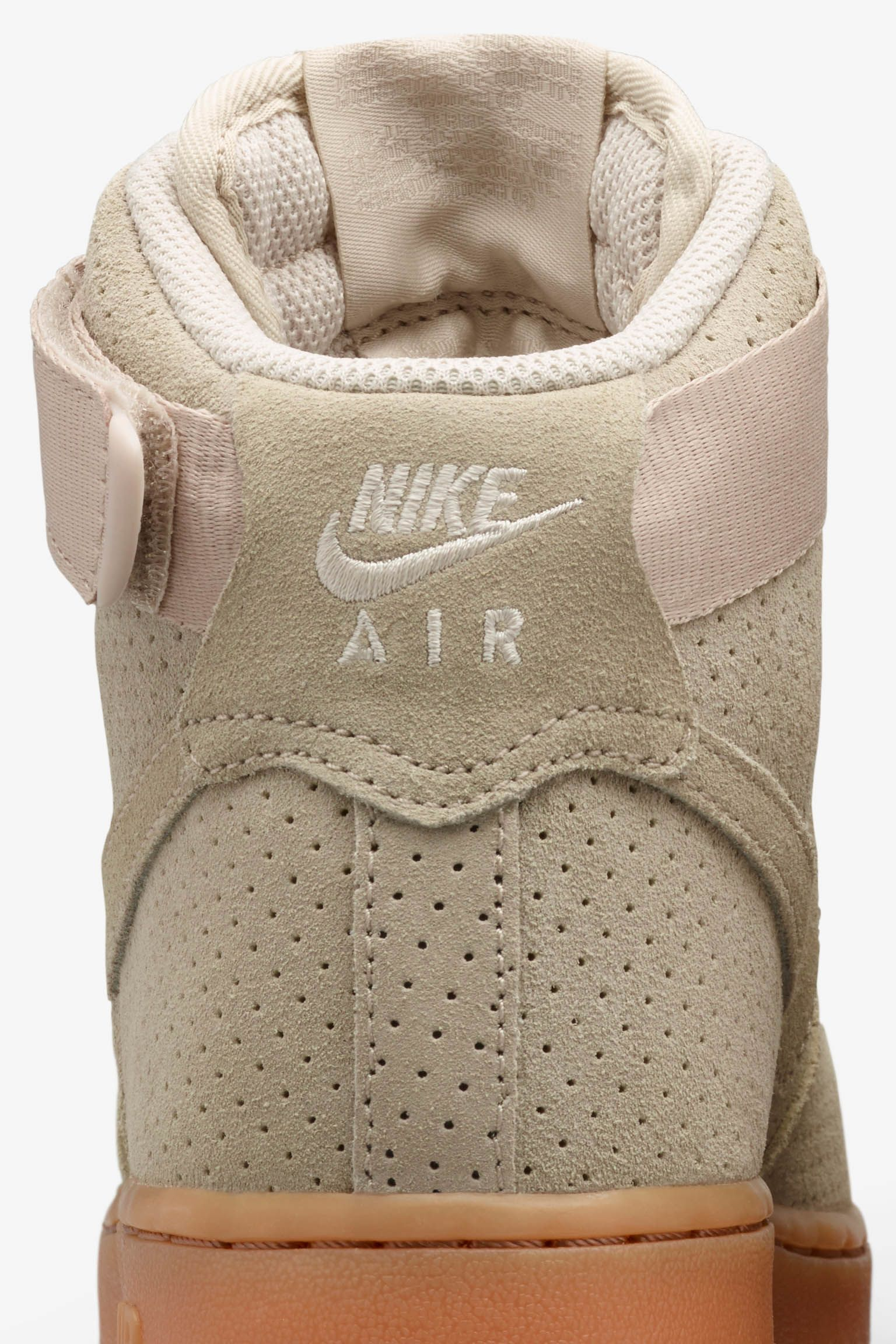 Women's Nike Air Force 1 Hi 'Suede & Gum'