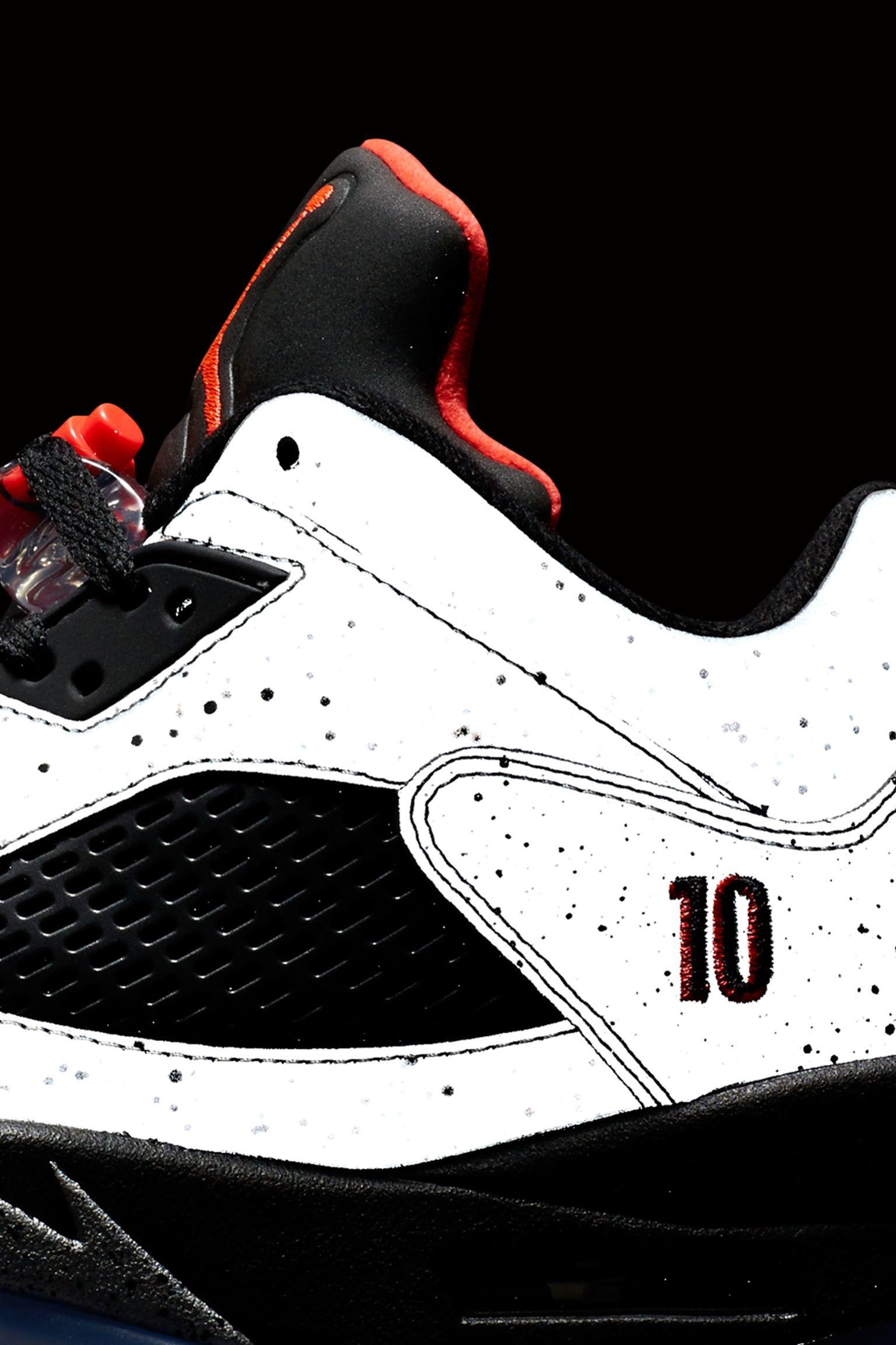Air Jordan 5 Retro Low 'Neymar' Release Date