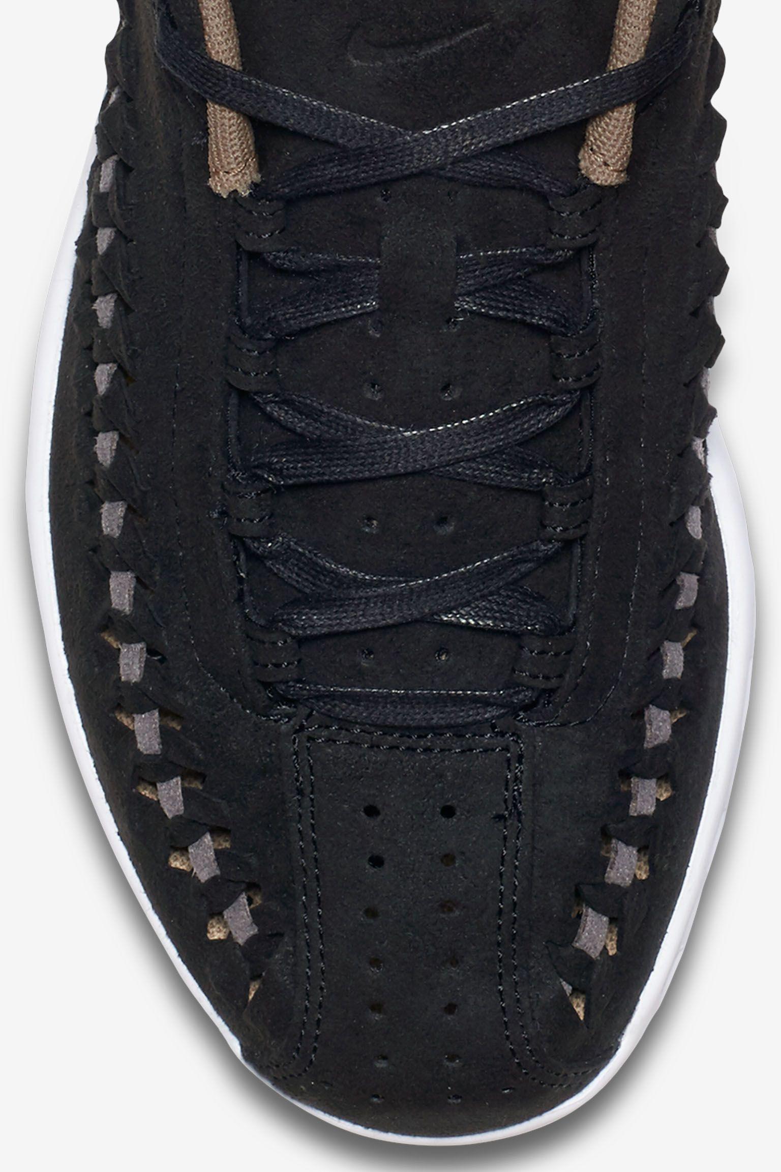 Women's Nike Mayfly Woven 'Black & White'