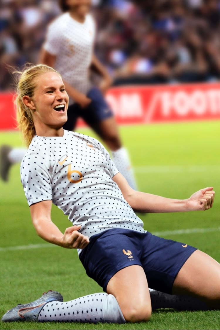 2019 France National Team Stadium Away Jersey