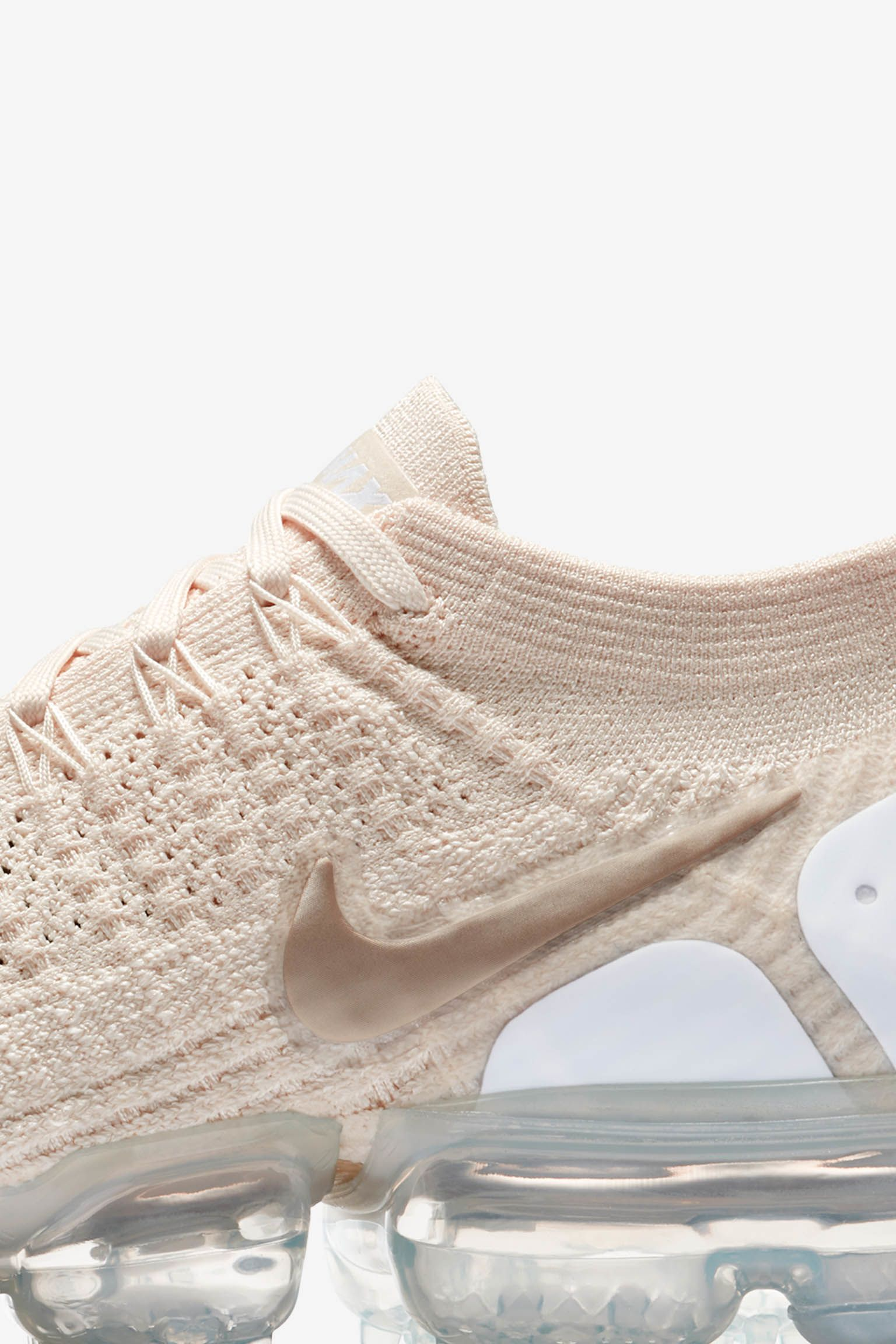Nike Womens Air Vapormax 2 'Light Cream & Metallic Gold Star' Release Date