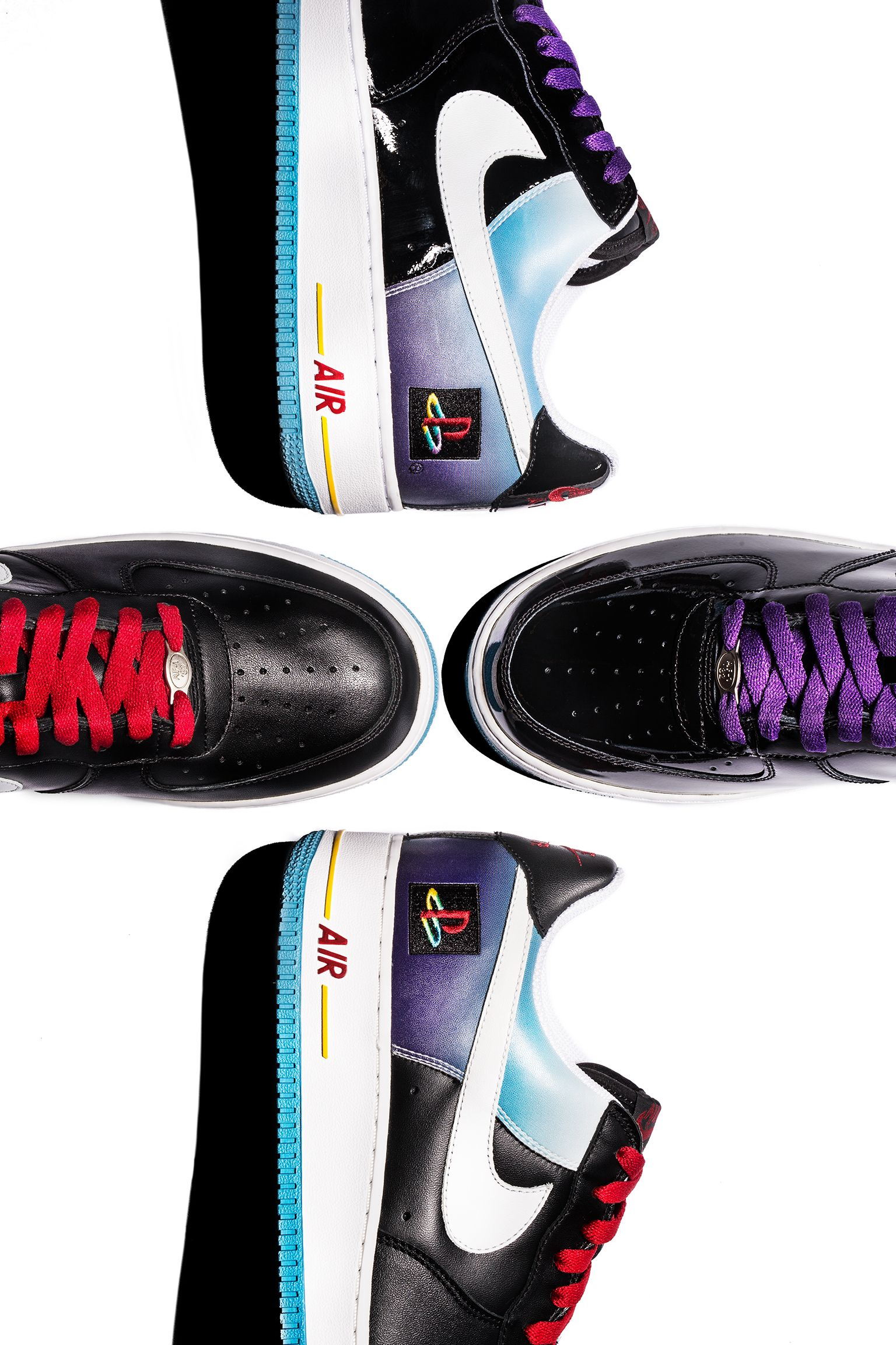 Inside The Vault: Air Force 1 X Playstation