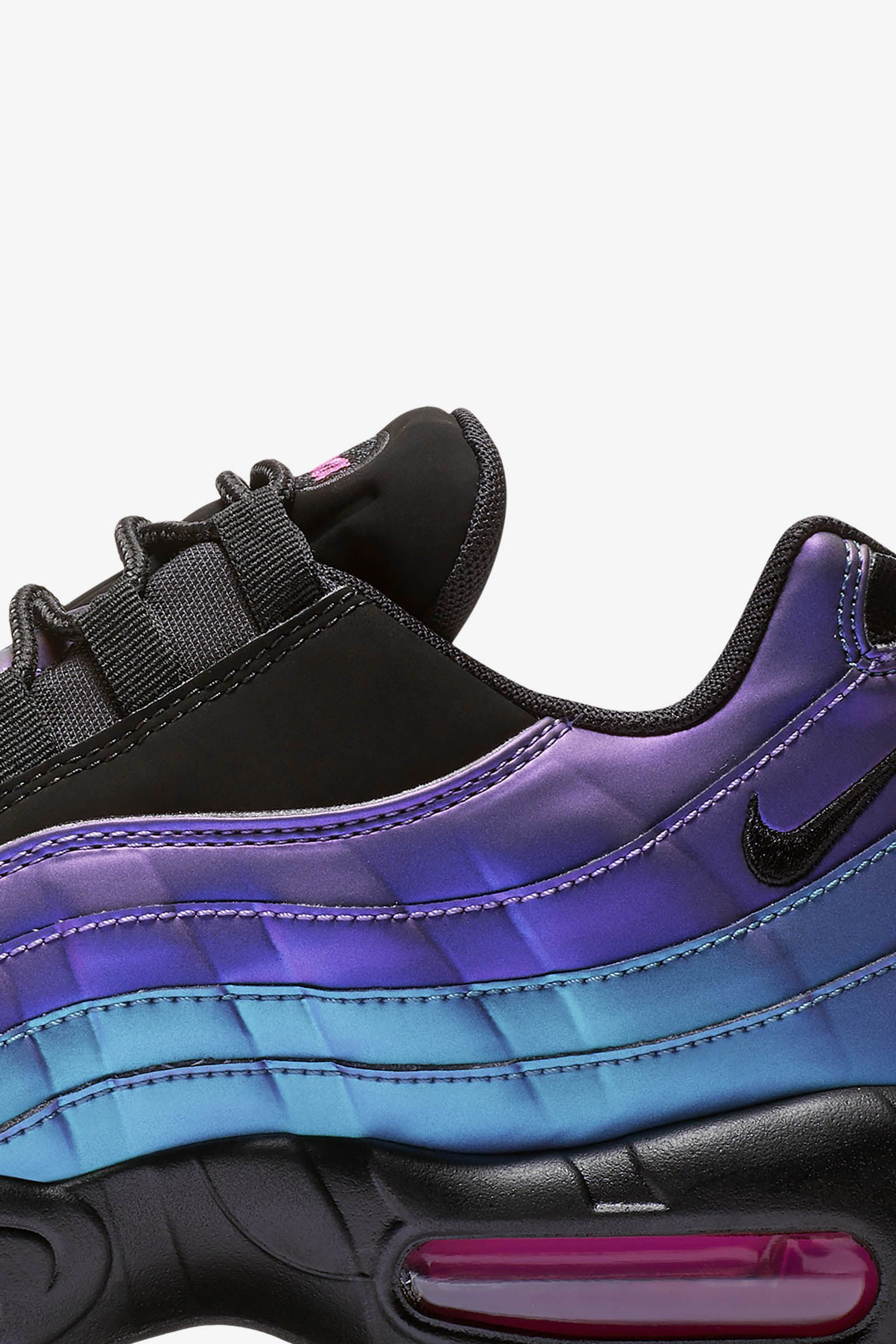Air Max 95 'Throwback Future' Release Date