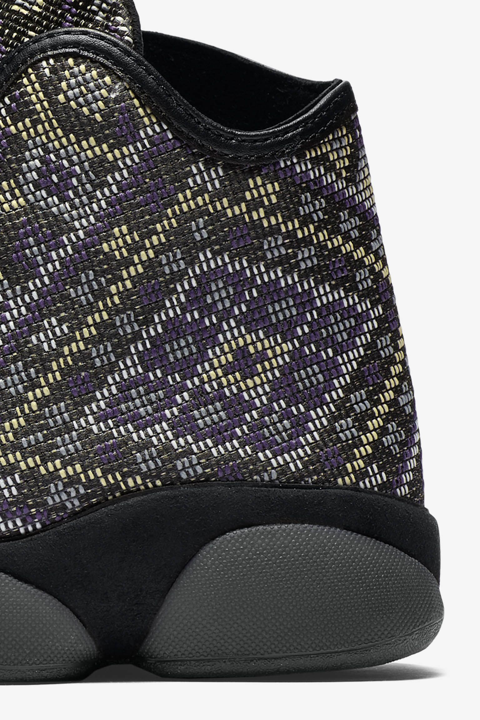Nike Jordan Horizon 'Black & Purple Steel' Release Date