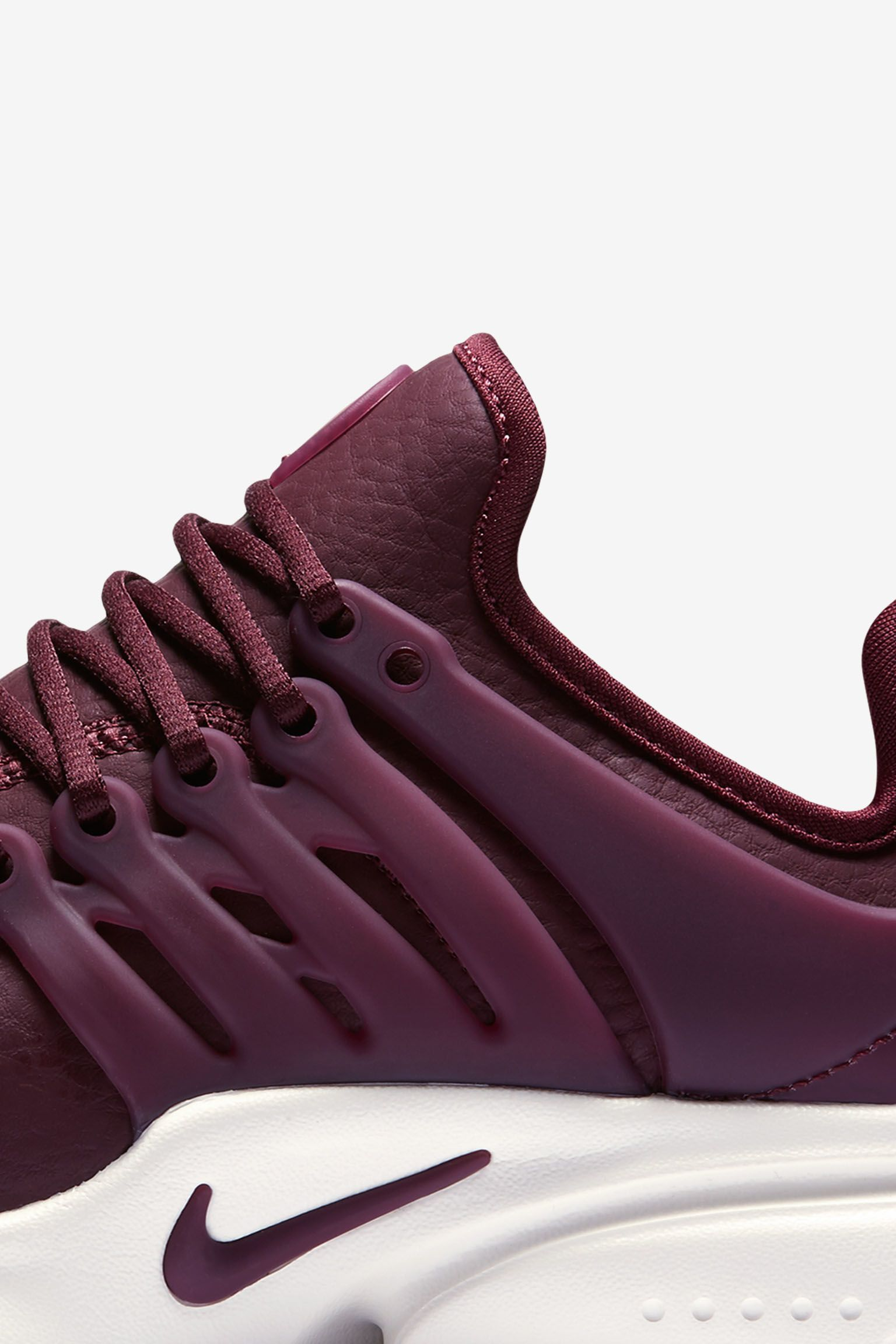 Nike Air Presto Premium Night Maroon für Damen