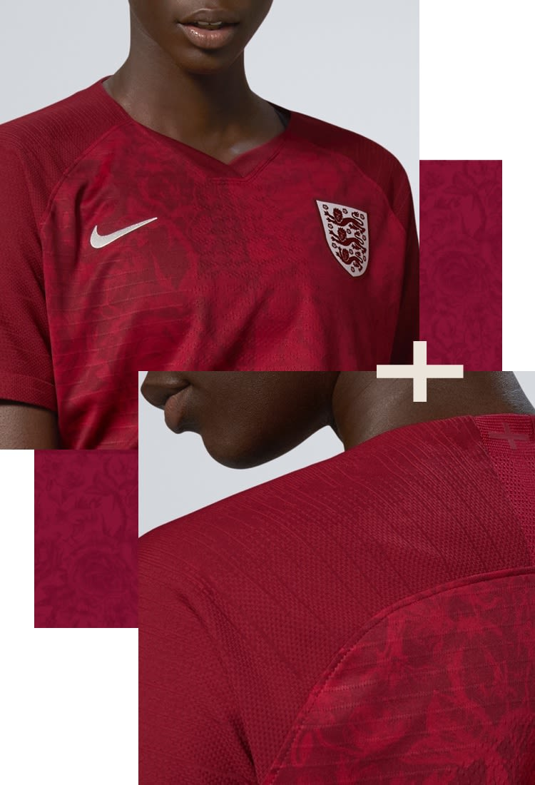 2019 England National Team Stadium Away Jersey