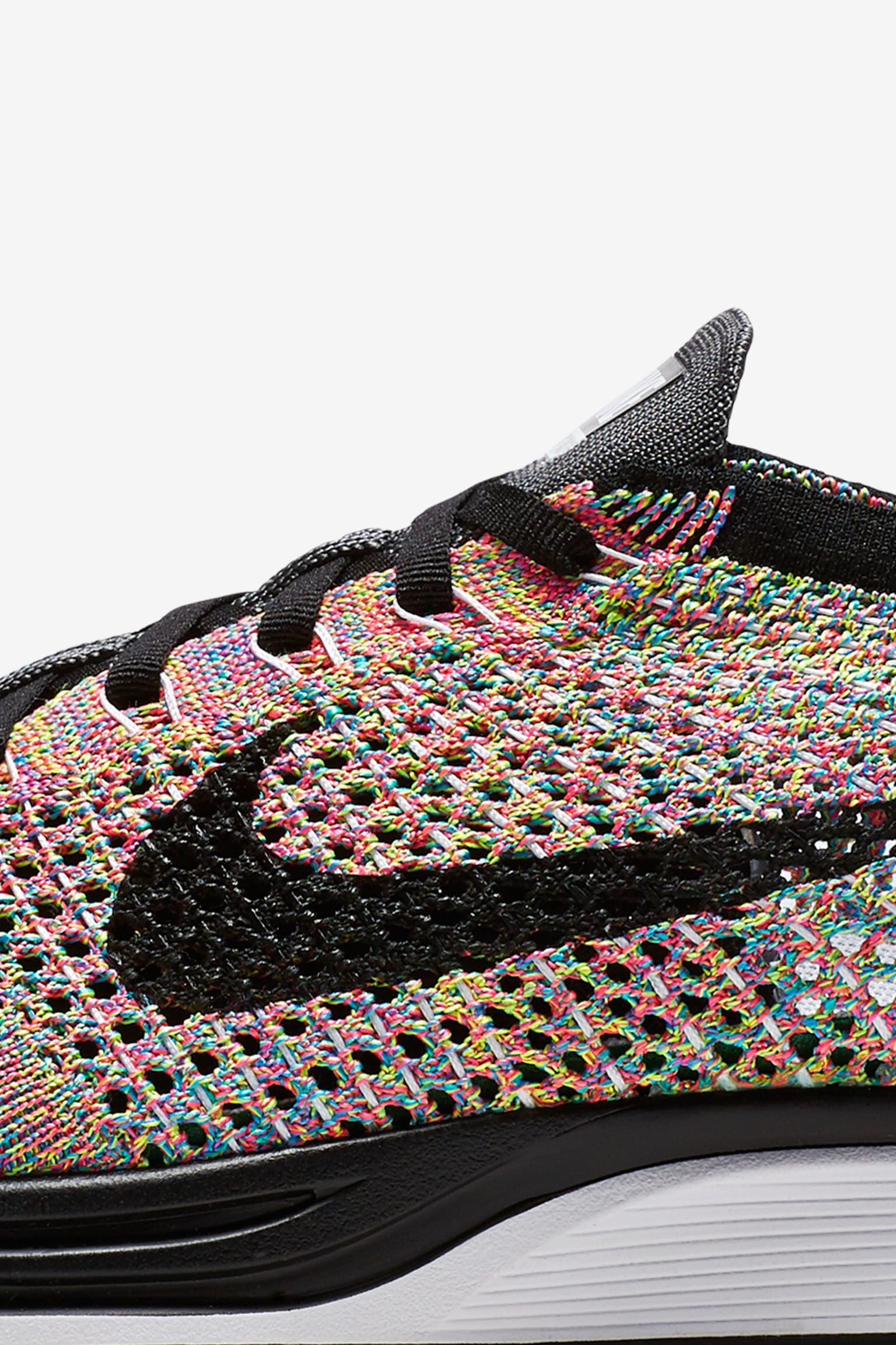 Nike Flyknit Racer 'Rainbow' 2016 Release Date