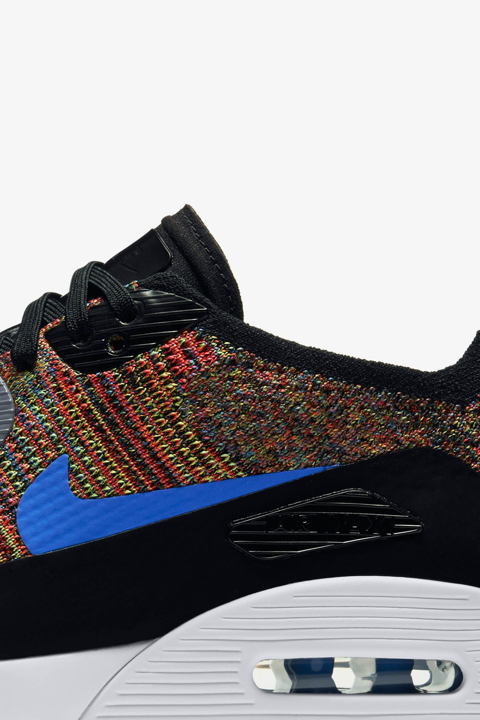 "Buty damskie Nike Air Max 90 Ultra 2.0 Flyknit ""MultiColor"""