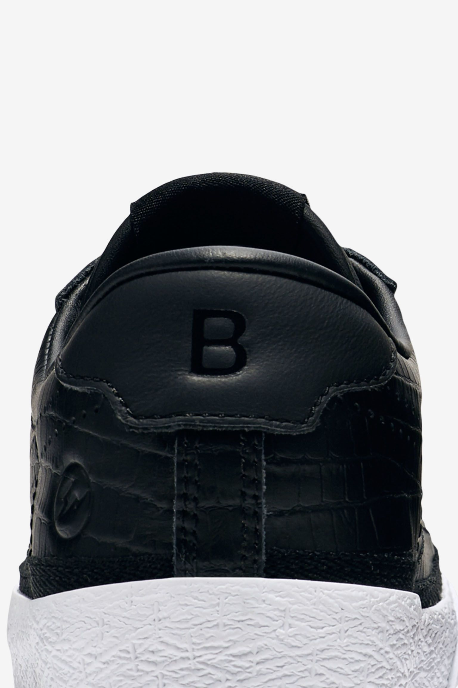 Women's Nike Zoom Tennis Classic x fragment 'Black'