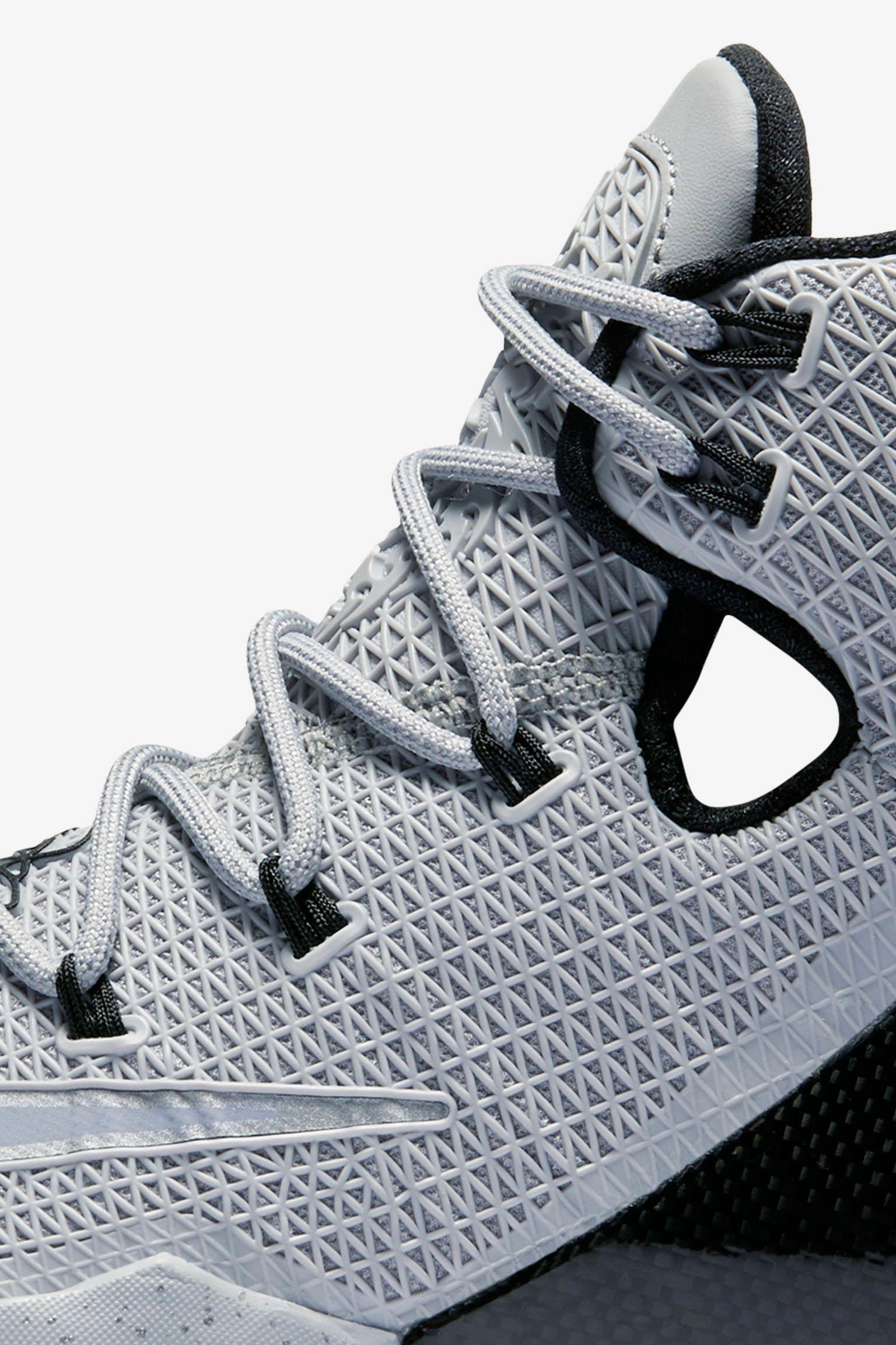 Nike LeBron 13 Elite 'Wolf Grey' Release Date