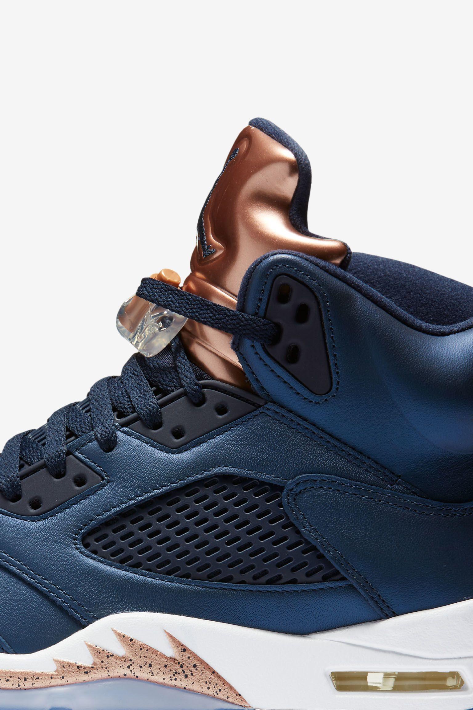 Air Jordan 5 'Bronze' Release Date