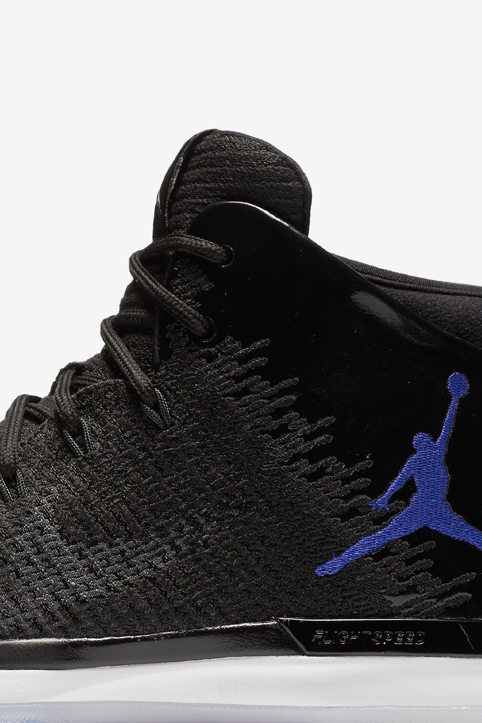 Air Jordan 31 'Black & Concord-White' Release Date.