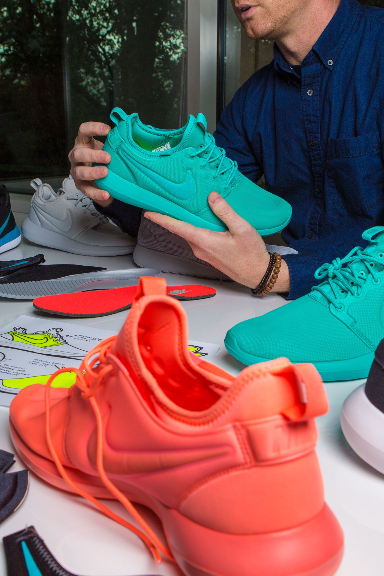 Informacje o projekcie: Nike Roshe 2