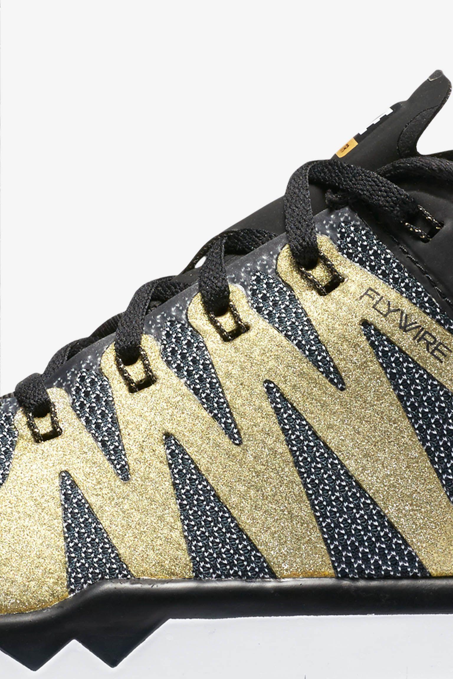 Nike SB50 Nike Free Trainer 5.0 V6 'Black & Metallic Gold'