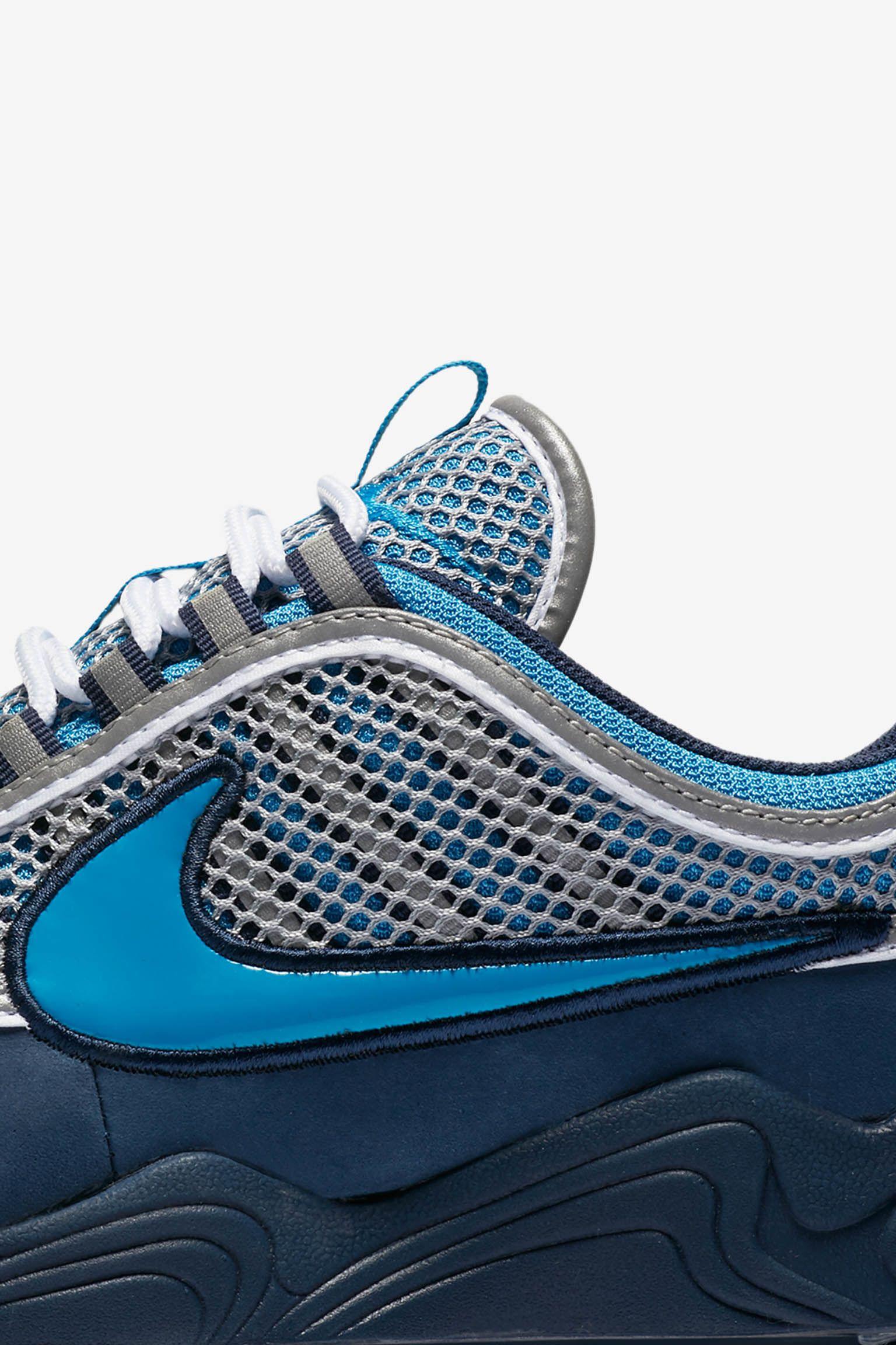 Nike Air Zoom Spiridon 'Stash' Release Date