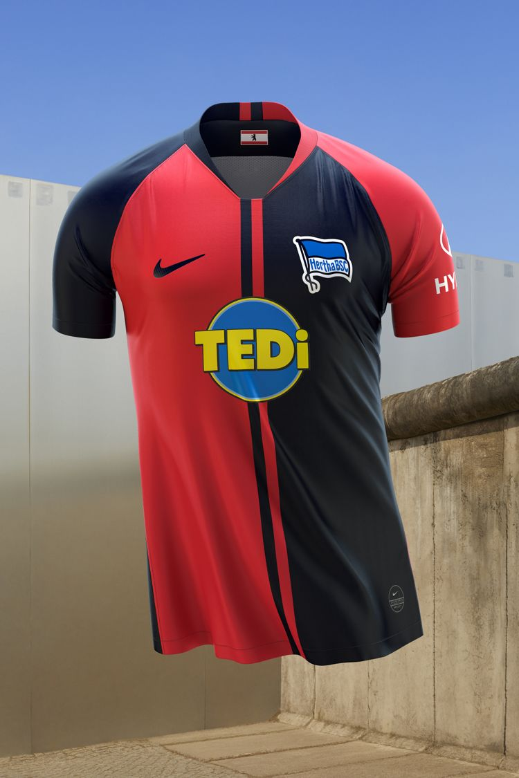 2019/20 Hertha Stadium Away Jersey