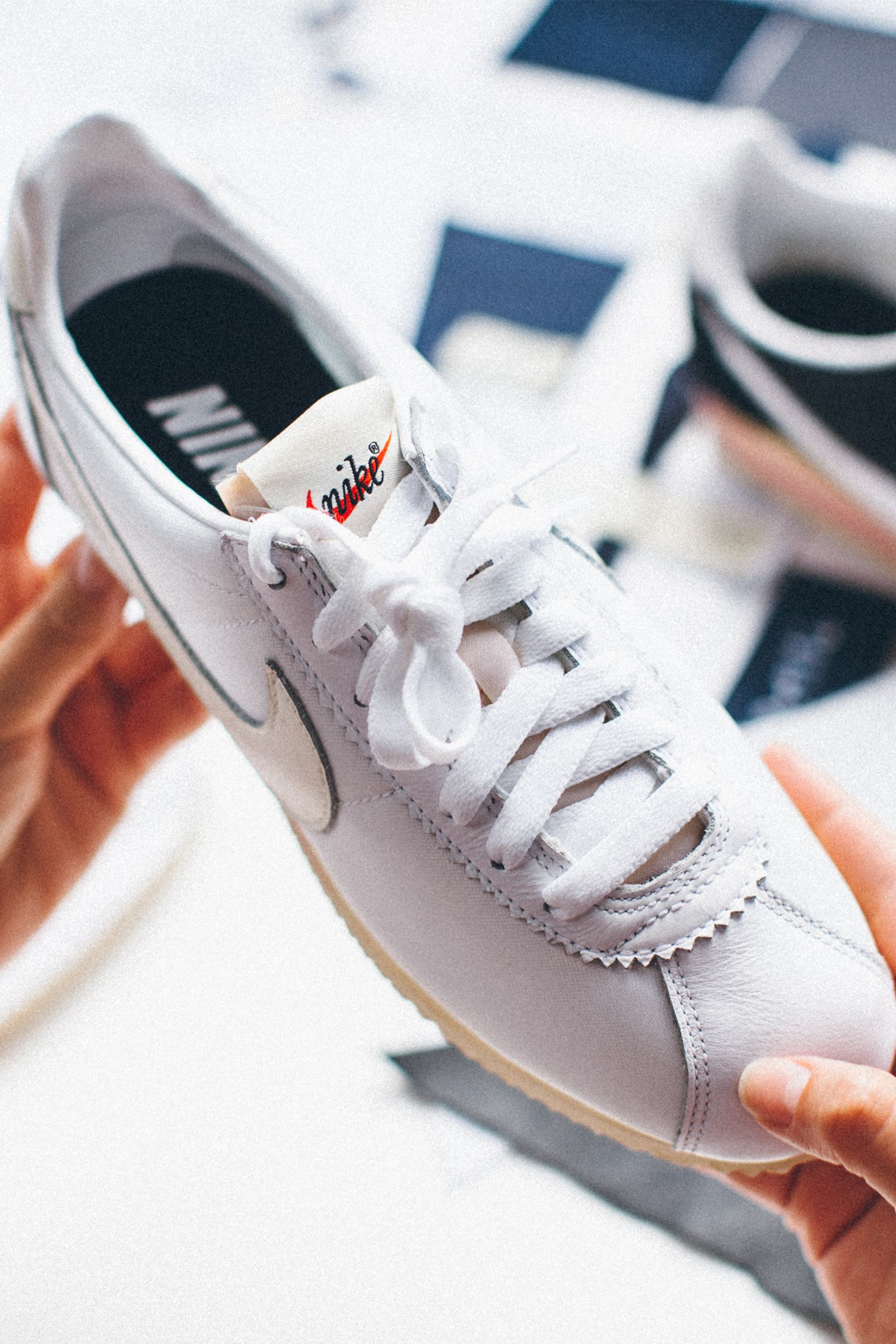 ... behind the design nike cortez by olivia kim eb53cee72