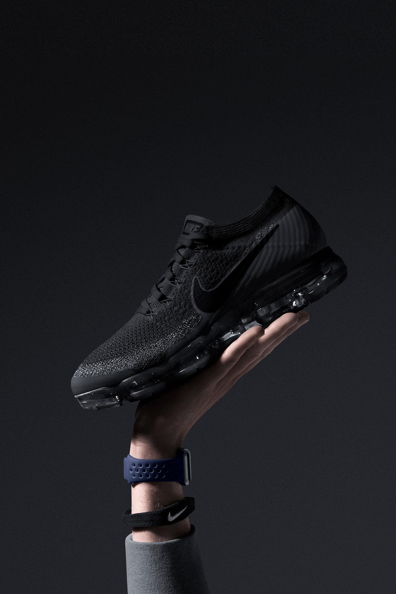Nike Air VaporMax 'Black/Anthracite'