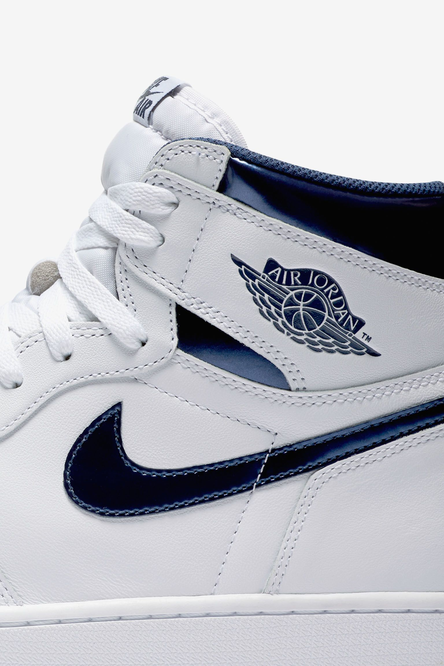 Air Jordan 1 Retro 'Metallic Navy' Release Date