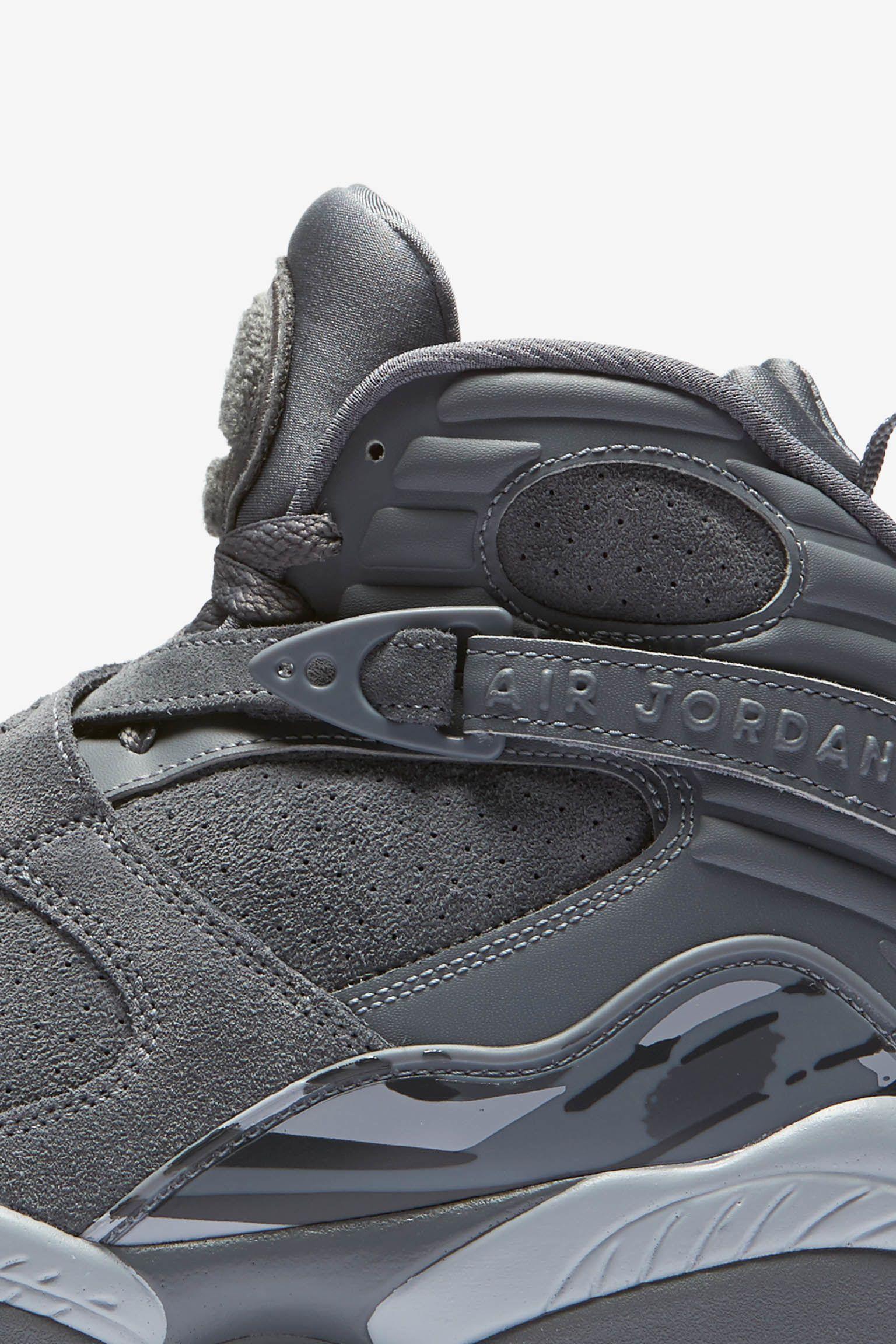 wholesale dealer a27af e9063 ... shop air jordan 8 retro cool grey release date 829d5 df56c