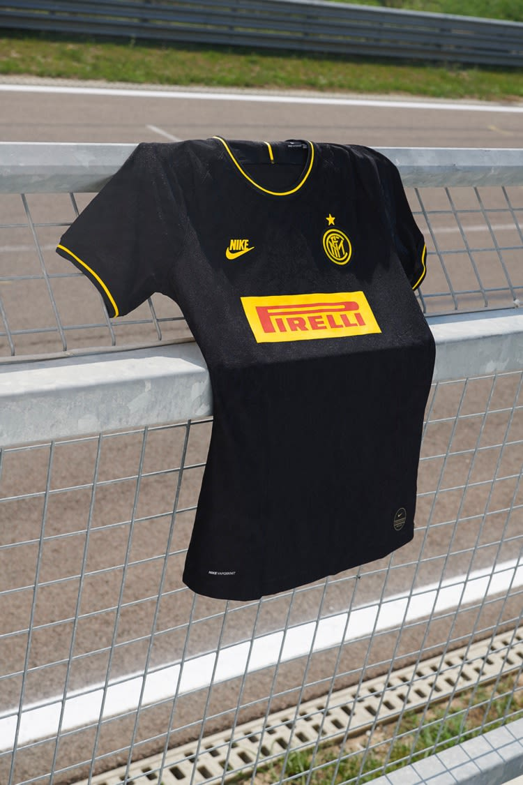 2019/20 INTER MILAN STADIUM THIRD KIT
