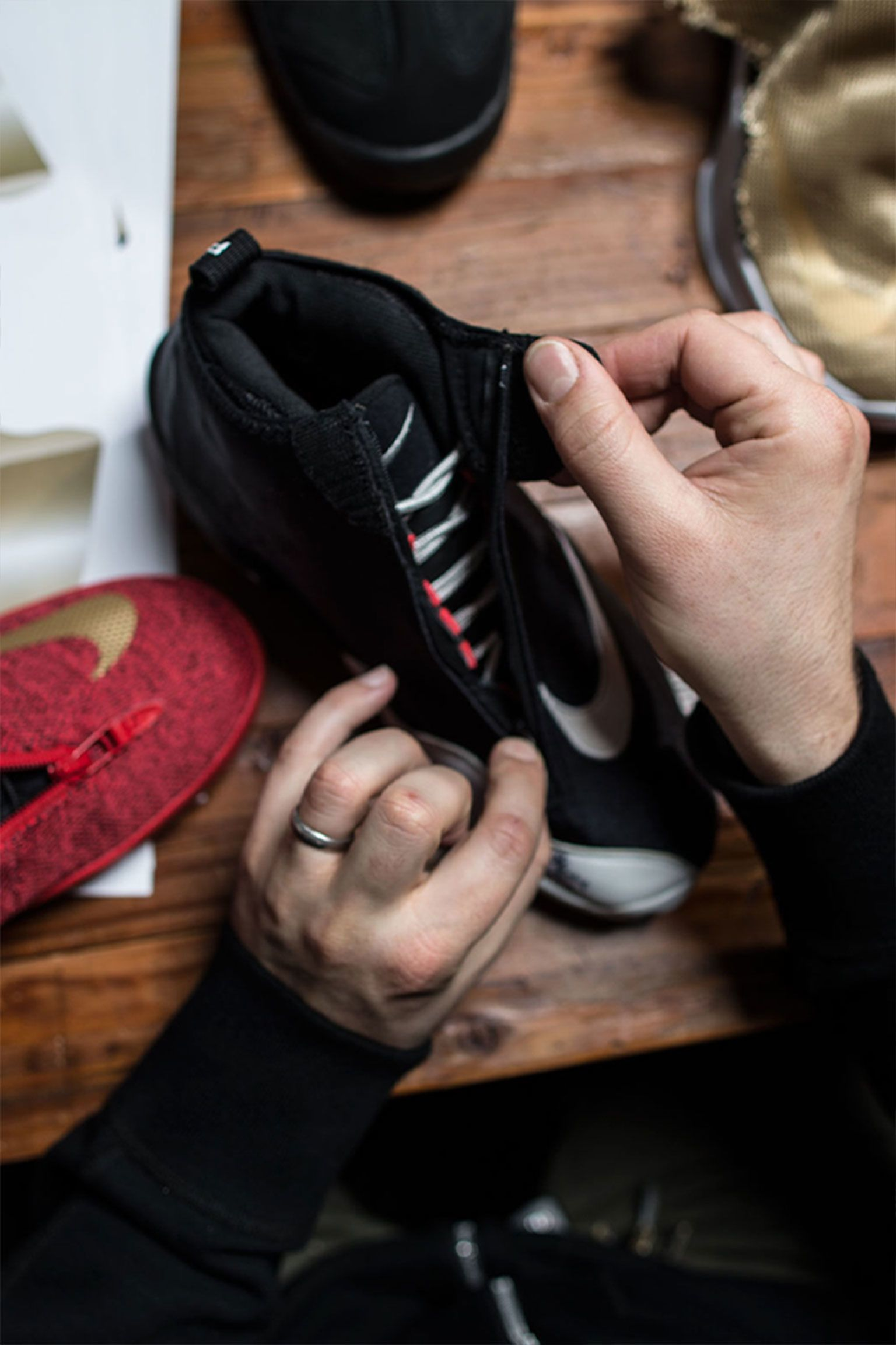 Darrere del disseny: Nike Zoom Kobe Icon