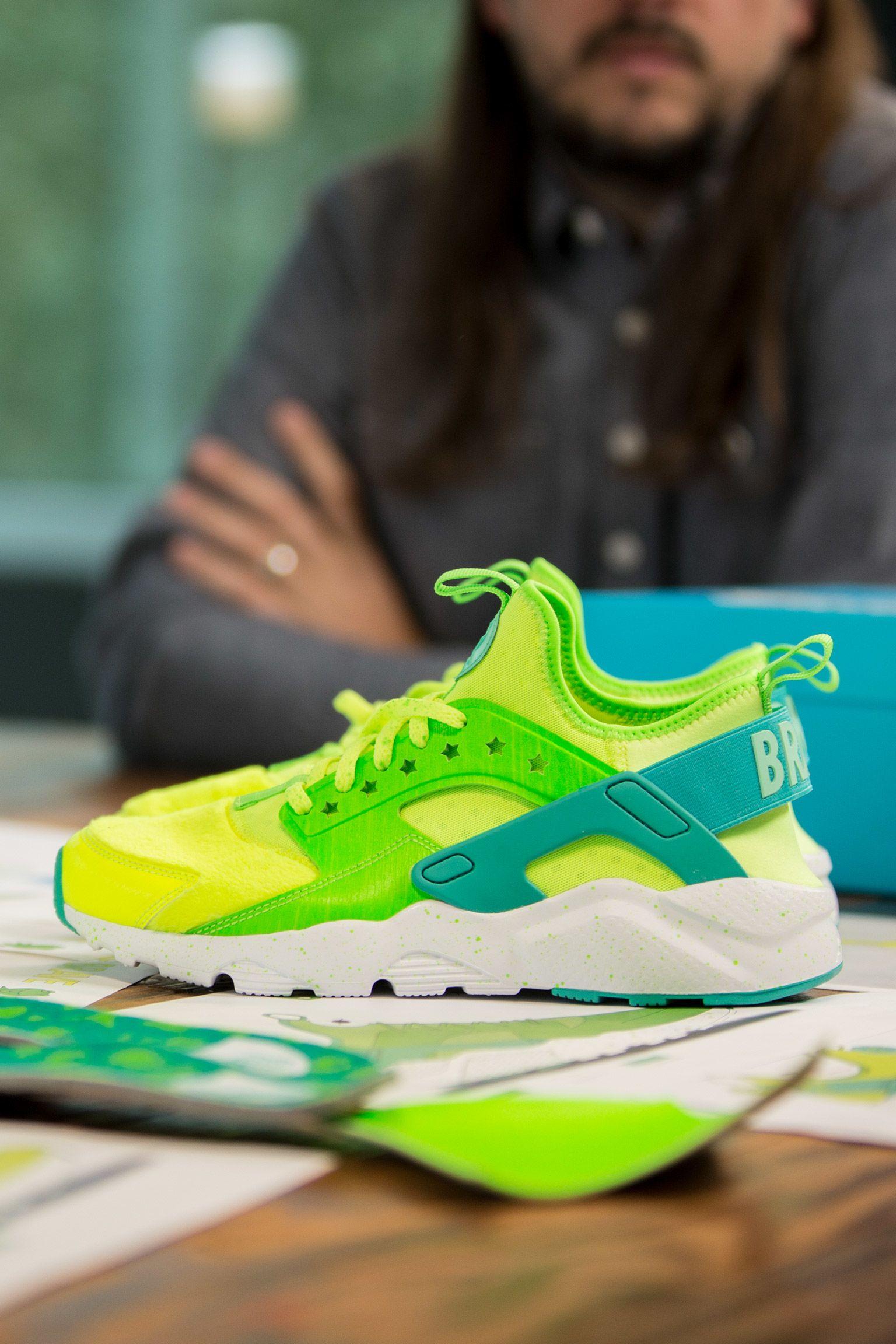 Behind the Design: Women's Nike Air Huarache Ultra Doernbecher 2016