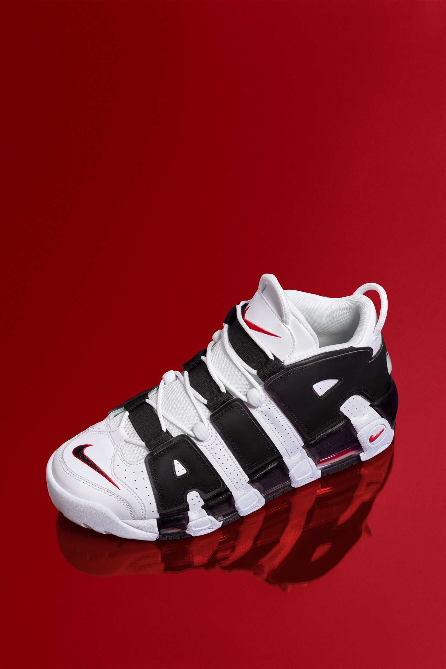 outlet store a5d38 9ad15 nike air more uptempo tri color; air more uptempo