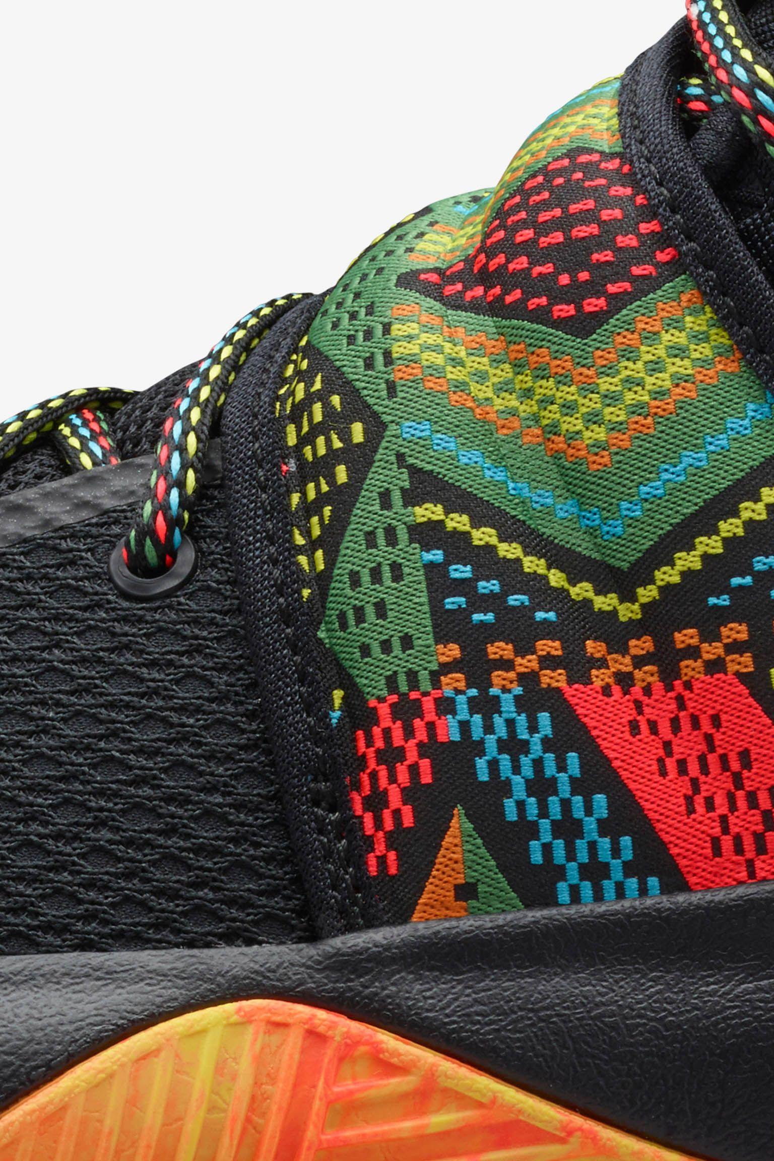 Nike Kyrie 2 'BHM' 2016 Release Date