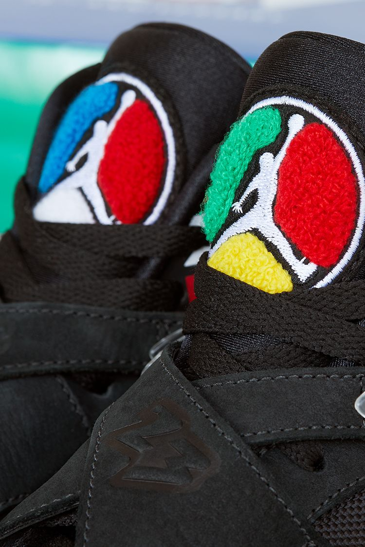 Behind The Design: Air Jordan 8 'QUAI 54'