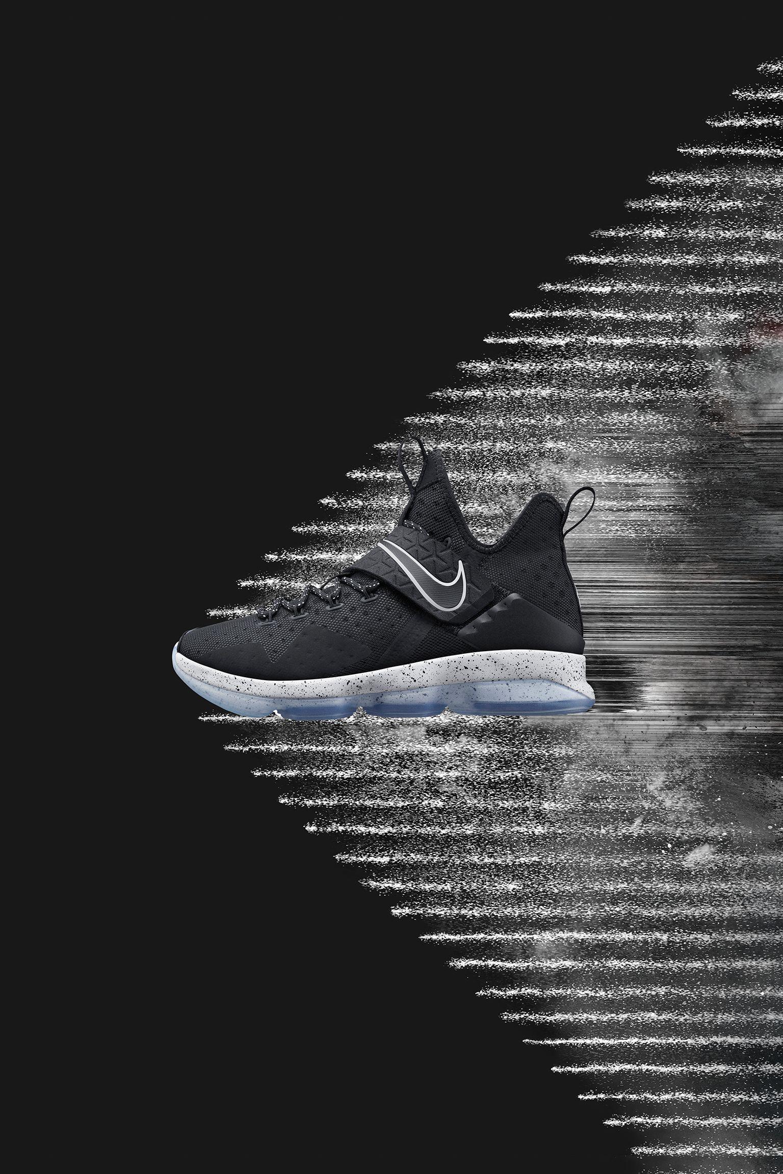 Nike LeBron 14 'Black & Ice'