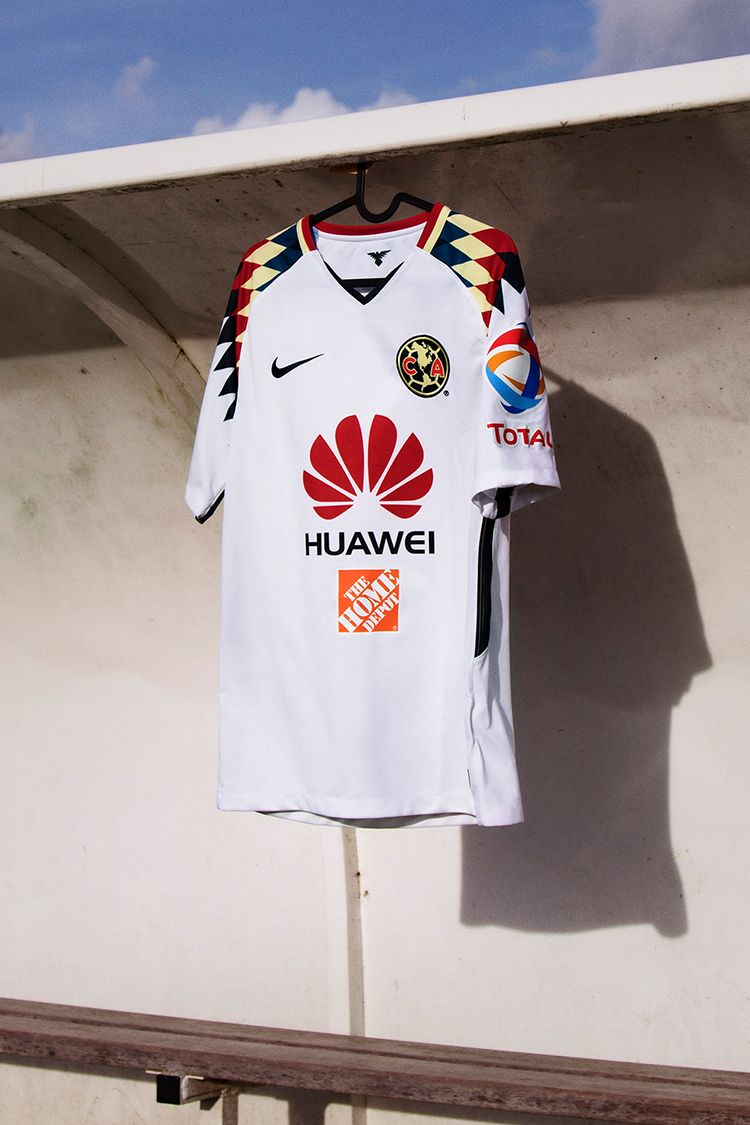 Uniforme Club América 2017/18 Away
