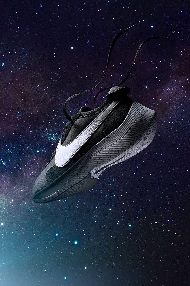 Nike Moon Racer 'Black & White & Wolf Grey' Release Date