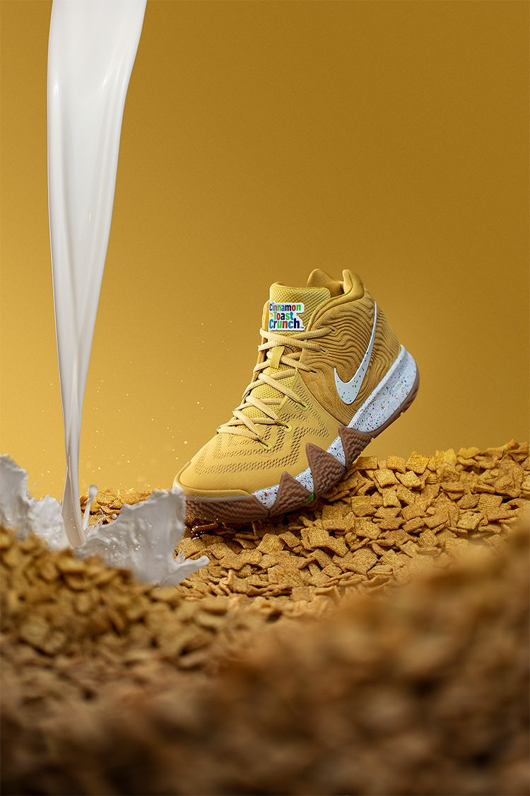 new style 6f512 08709 new zealand womens nike kyrie 4 yellow france fa567 62c8f