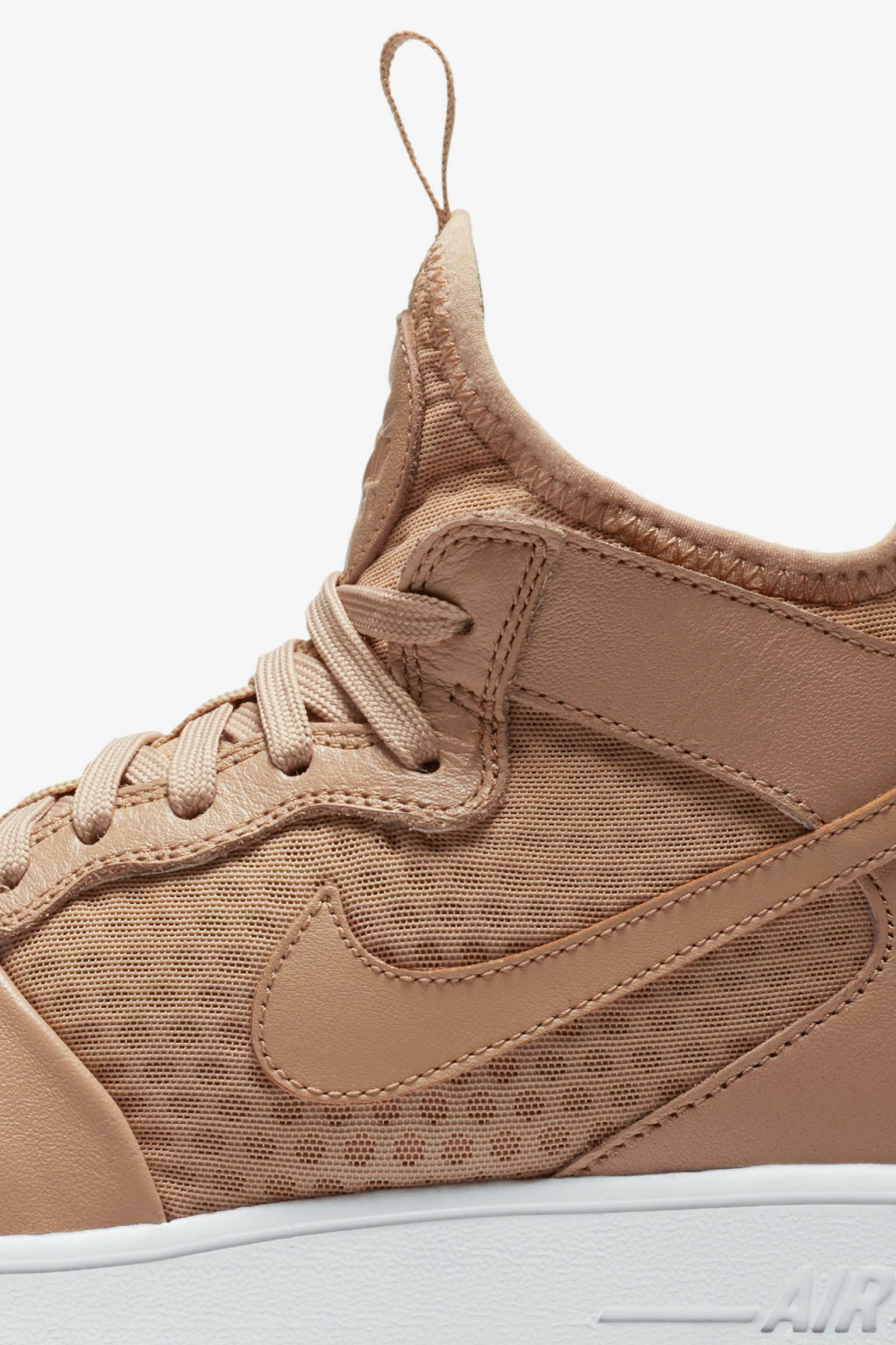 Women's Nike Air Force 1 Ultraforce Mid 'Vachetta Tan'