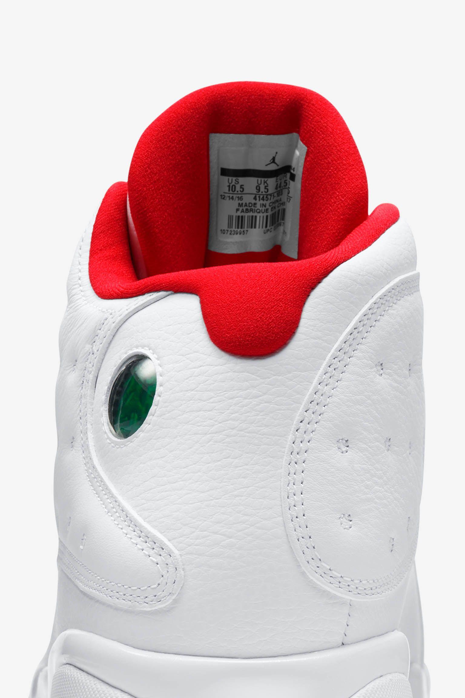 Air Jordan 13 Retro 'History of Flight' Release Date