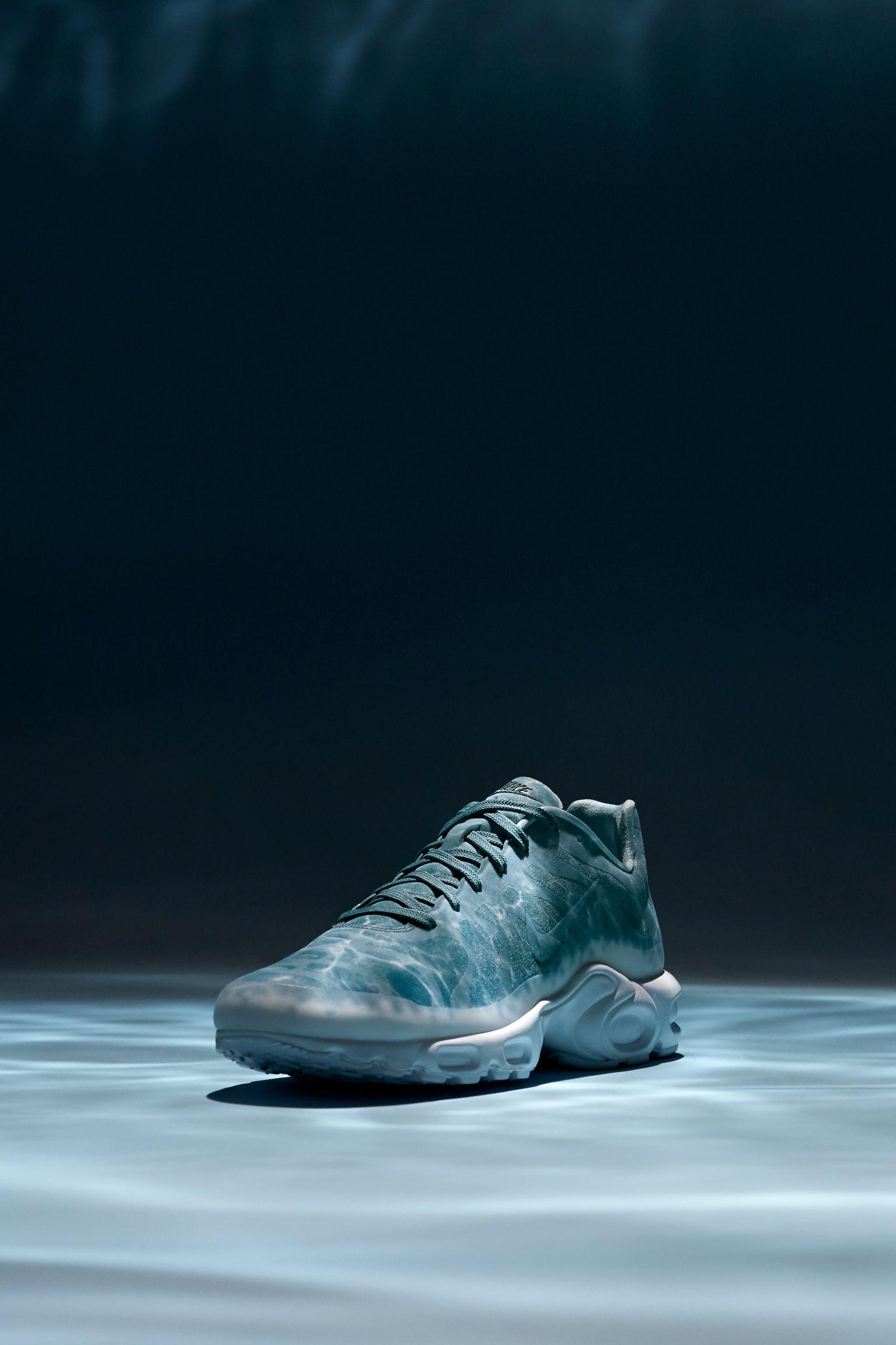 NikeLab Air Max Plus Fuse 'Mineral Teal'