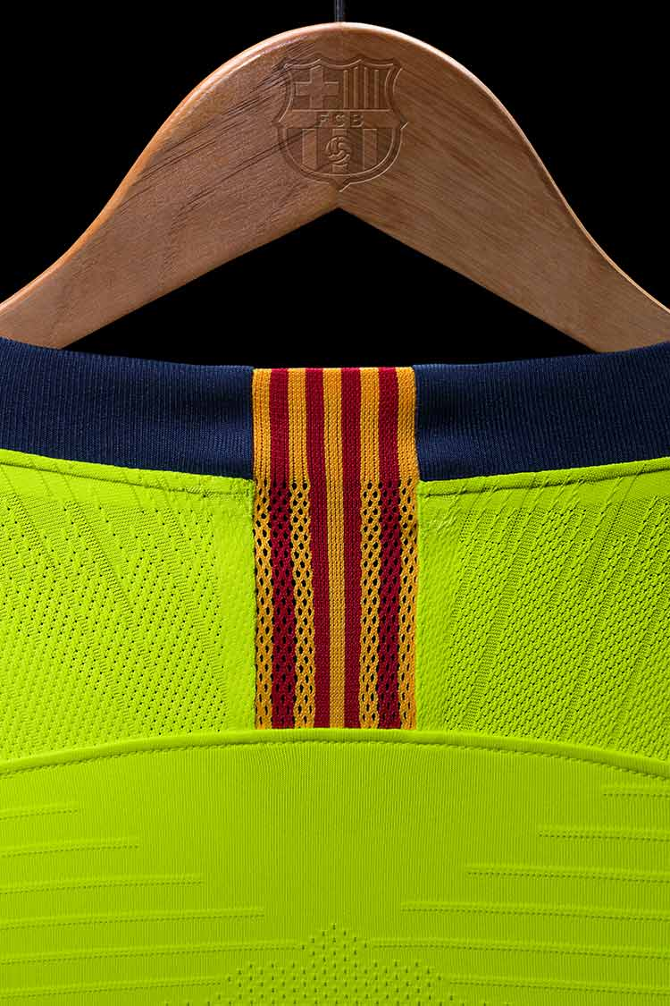 2018 FC Barcelona Away Jersey