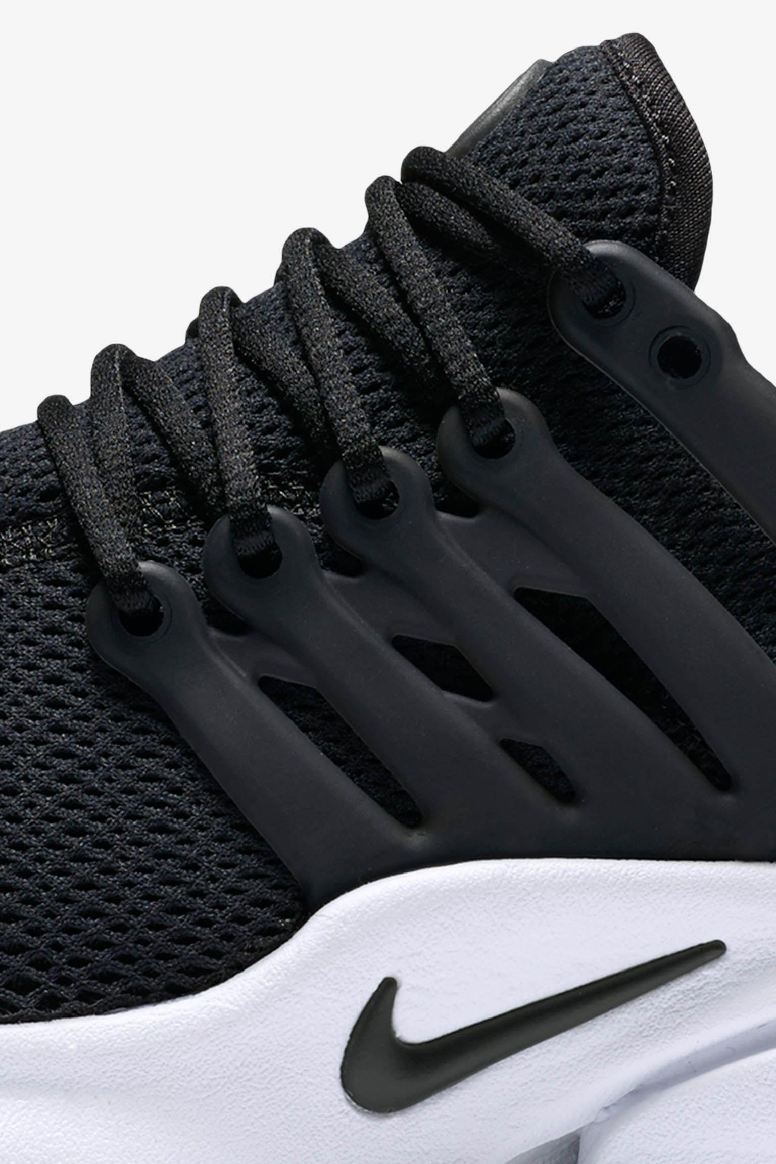 Women's Nike Air Presto 'Black & White' Release Date
