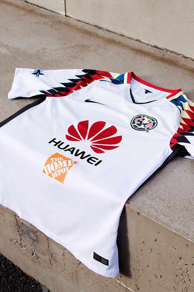 Club América 2017/18 Away Kit