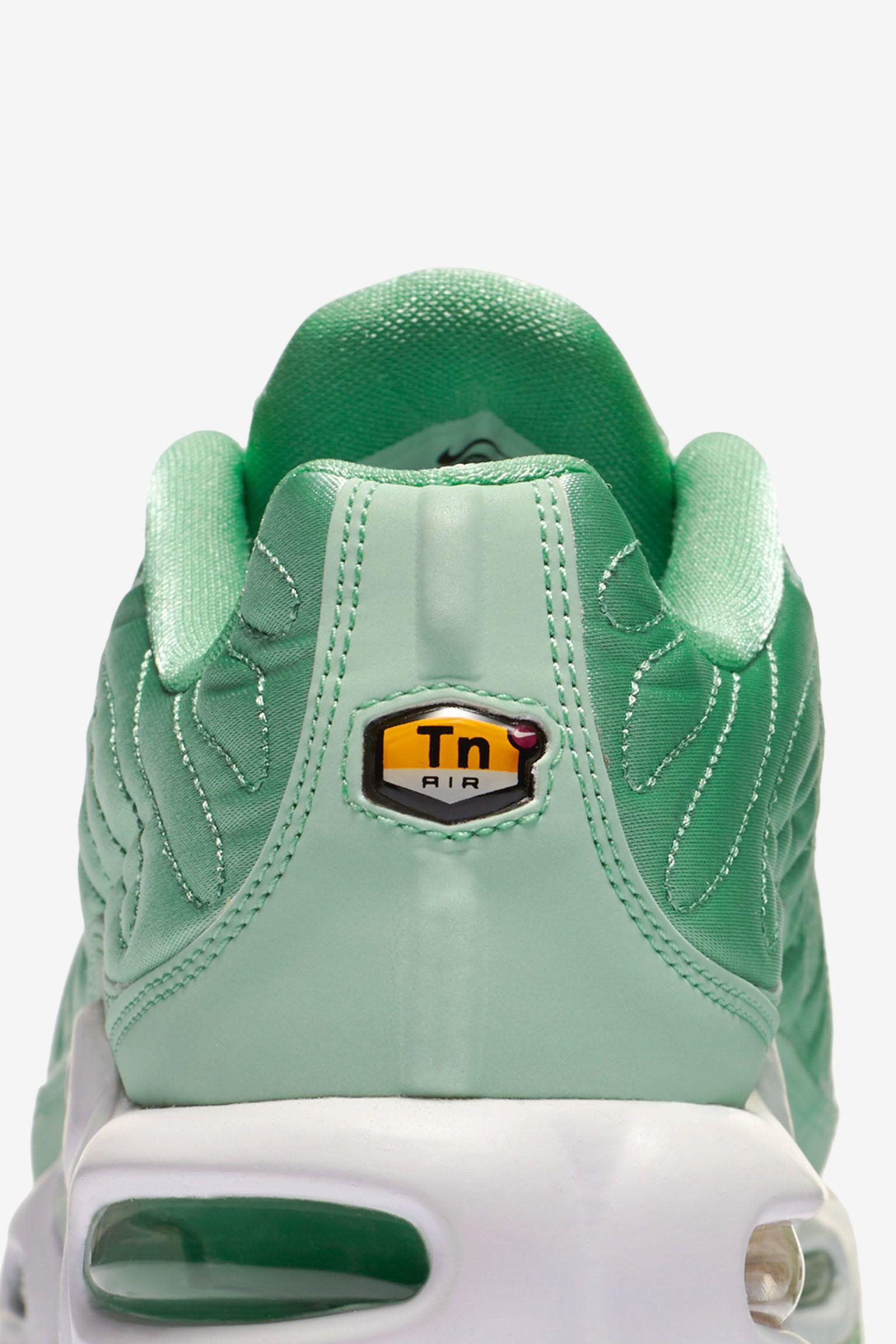 Women's Nike Air Max Plus 'Summer Satin' Mint