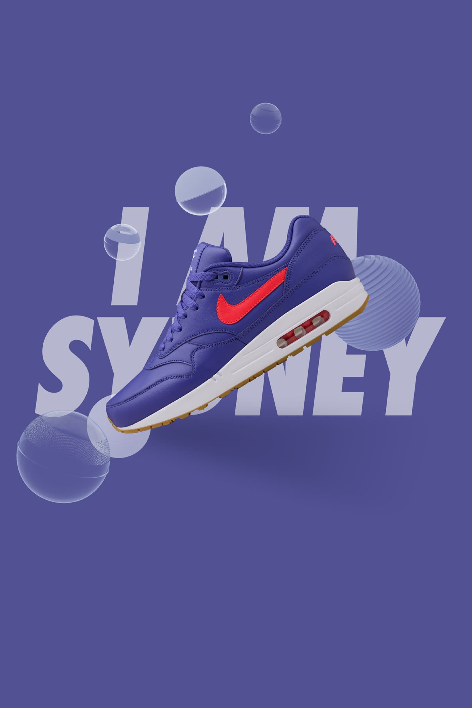 Women's Nike Air Max 1 iD 'I Am Sydney'