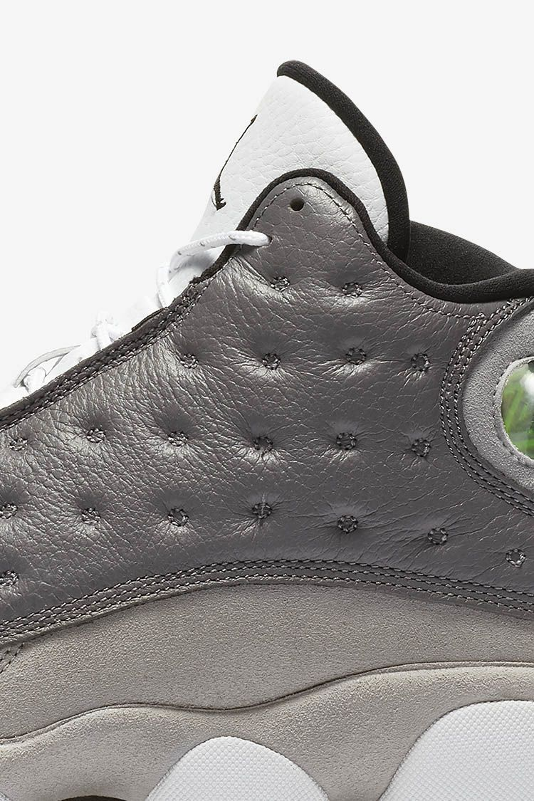 Air Jordan 13 'Atmosphere Grey & White & Black' Release Date
