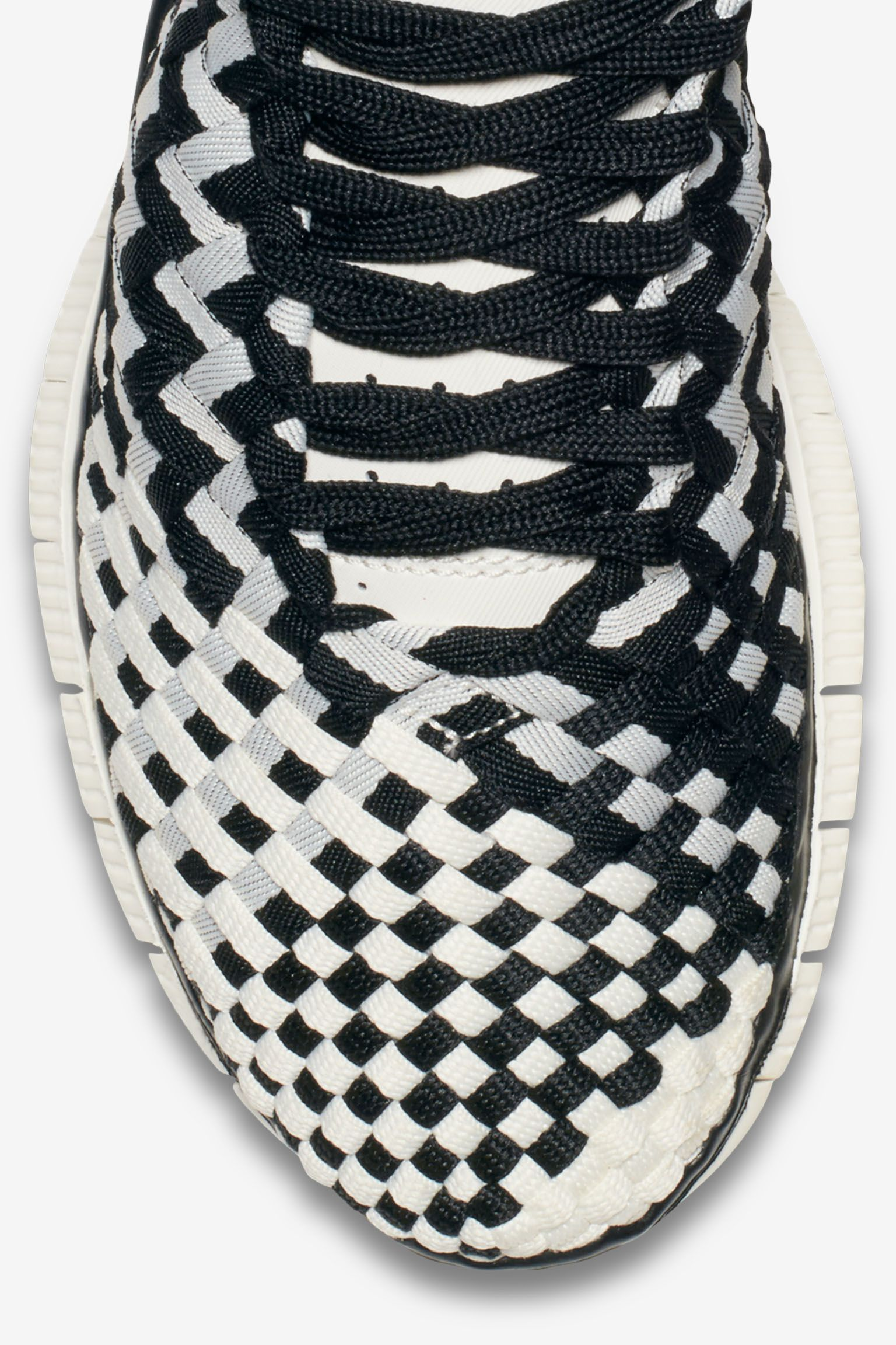 Women's Nike Free Inneva Woven 'Black & White'